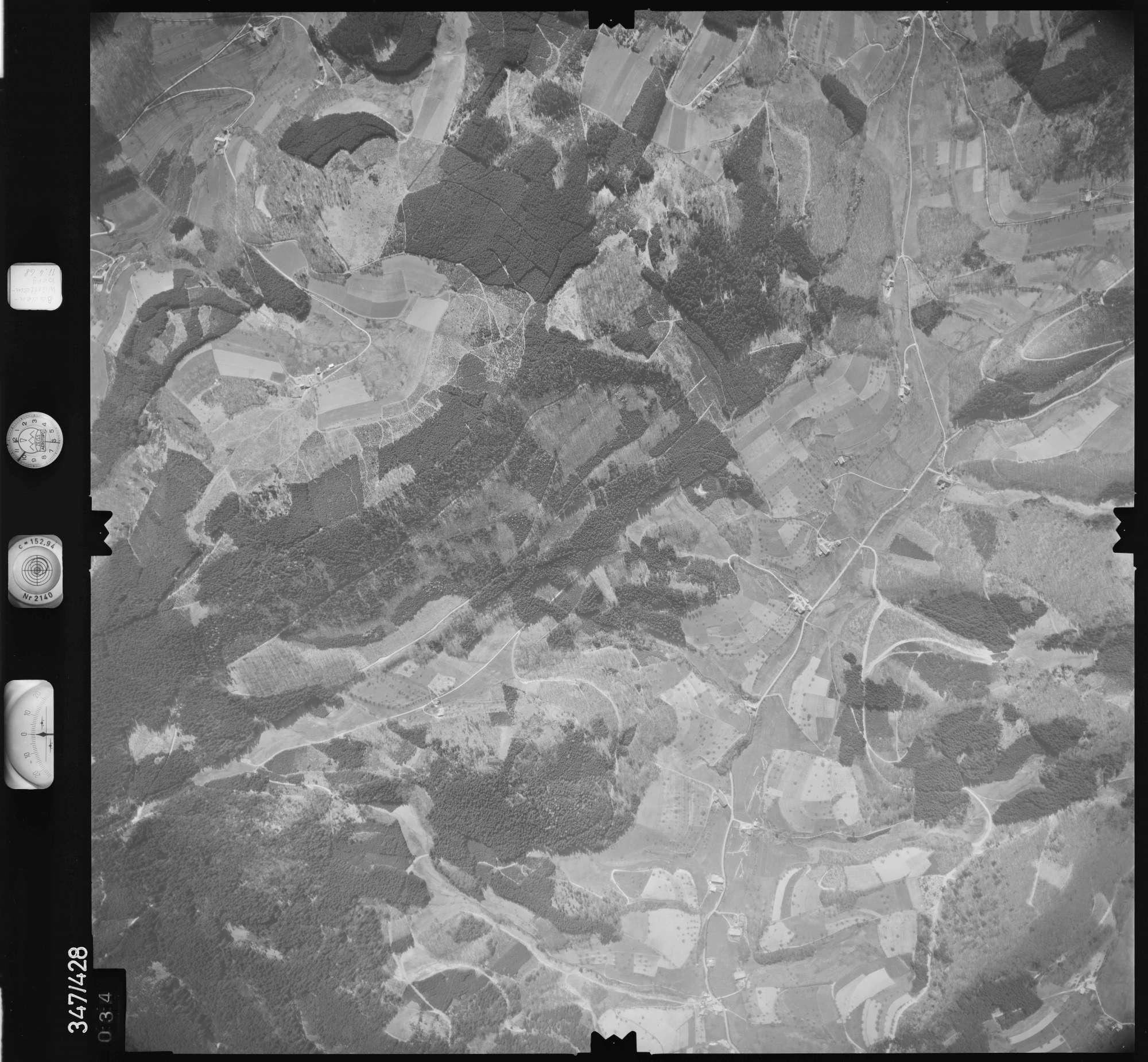 Luftbild: Film 37 Bildnr. 34, Bild 1