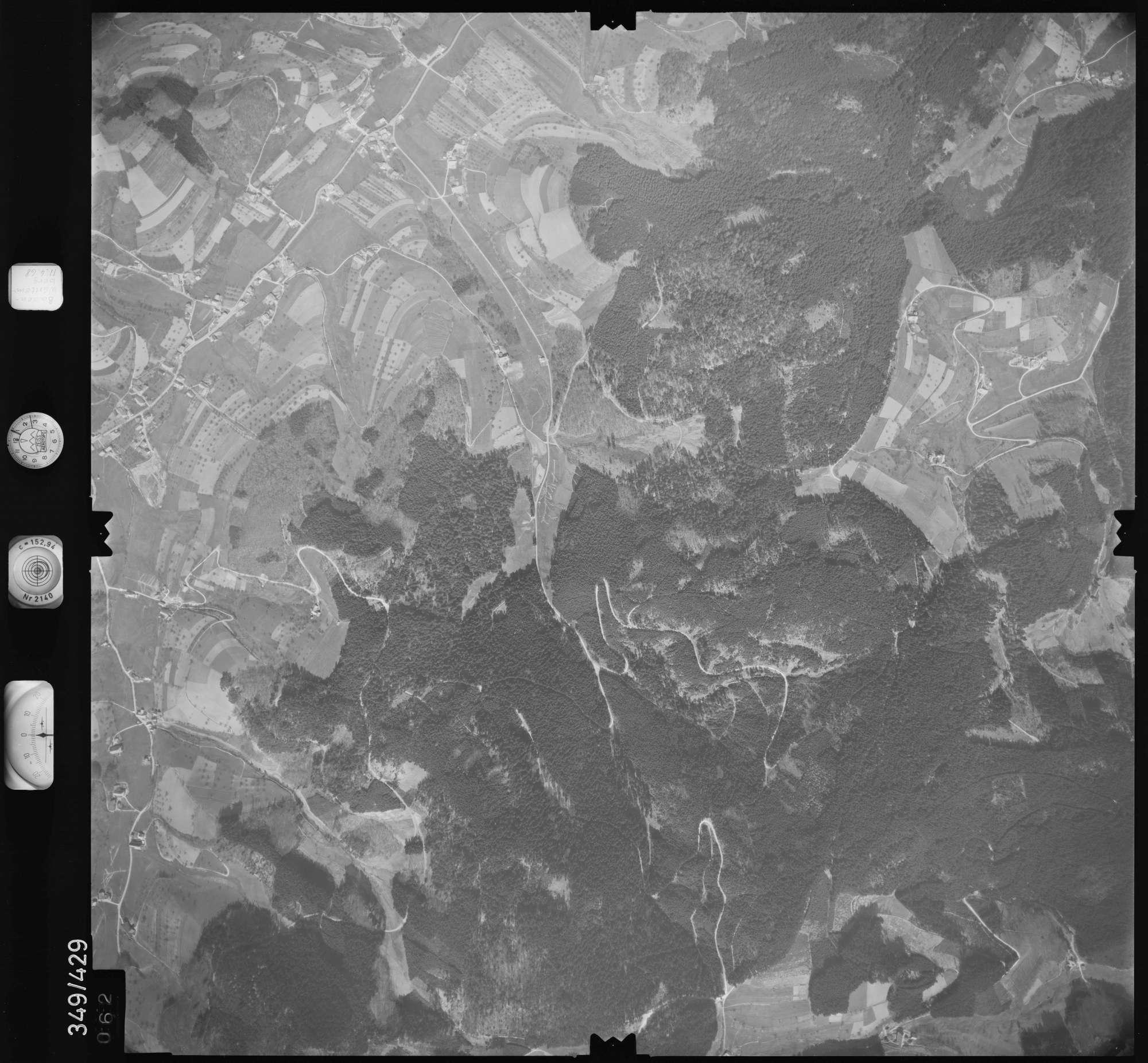 Luftbild: Film 37 Bildnr. 62, Bild 1