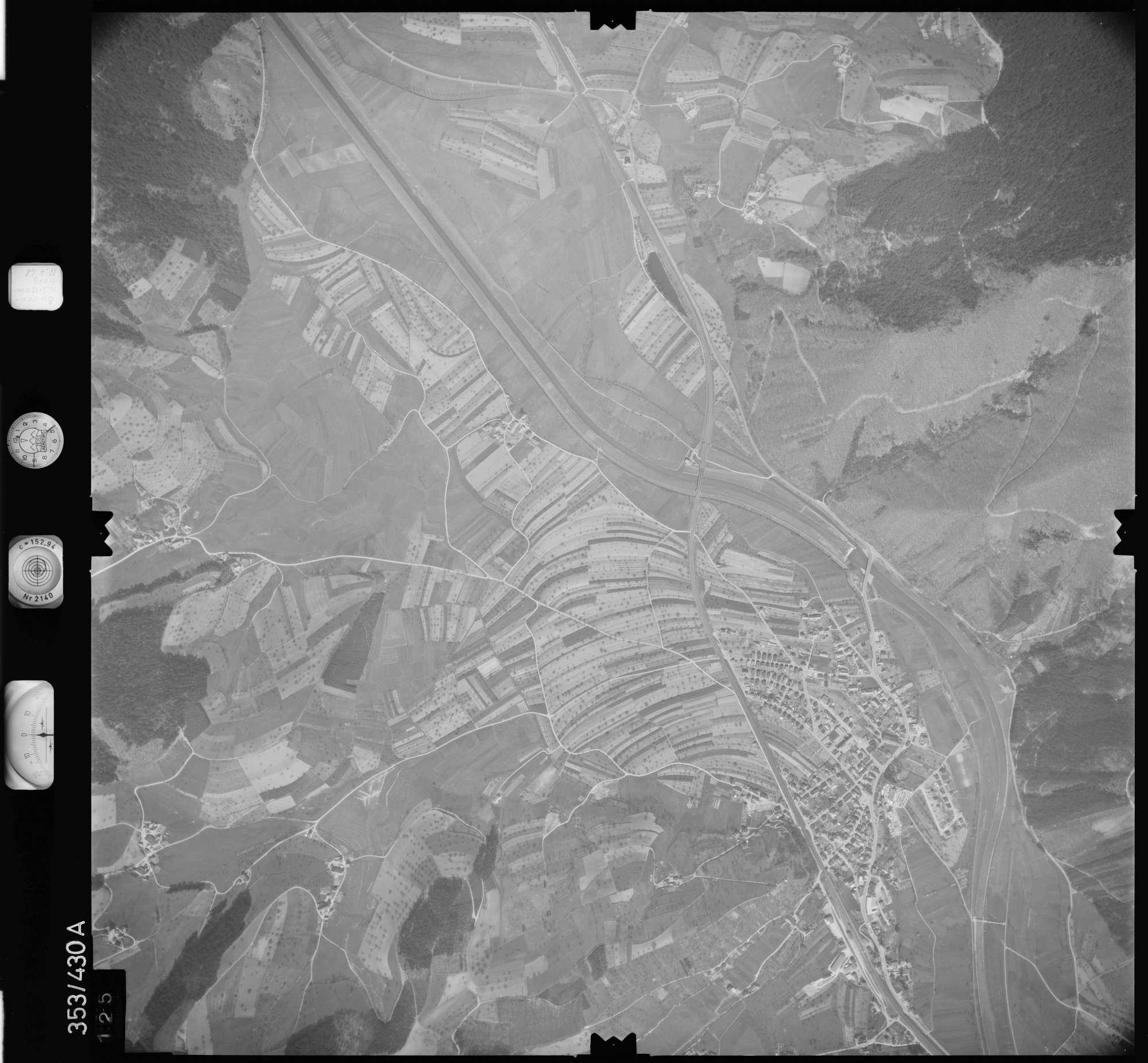 Luftbild: Film 37 Bildnr. 125, Bild 1