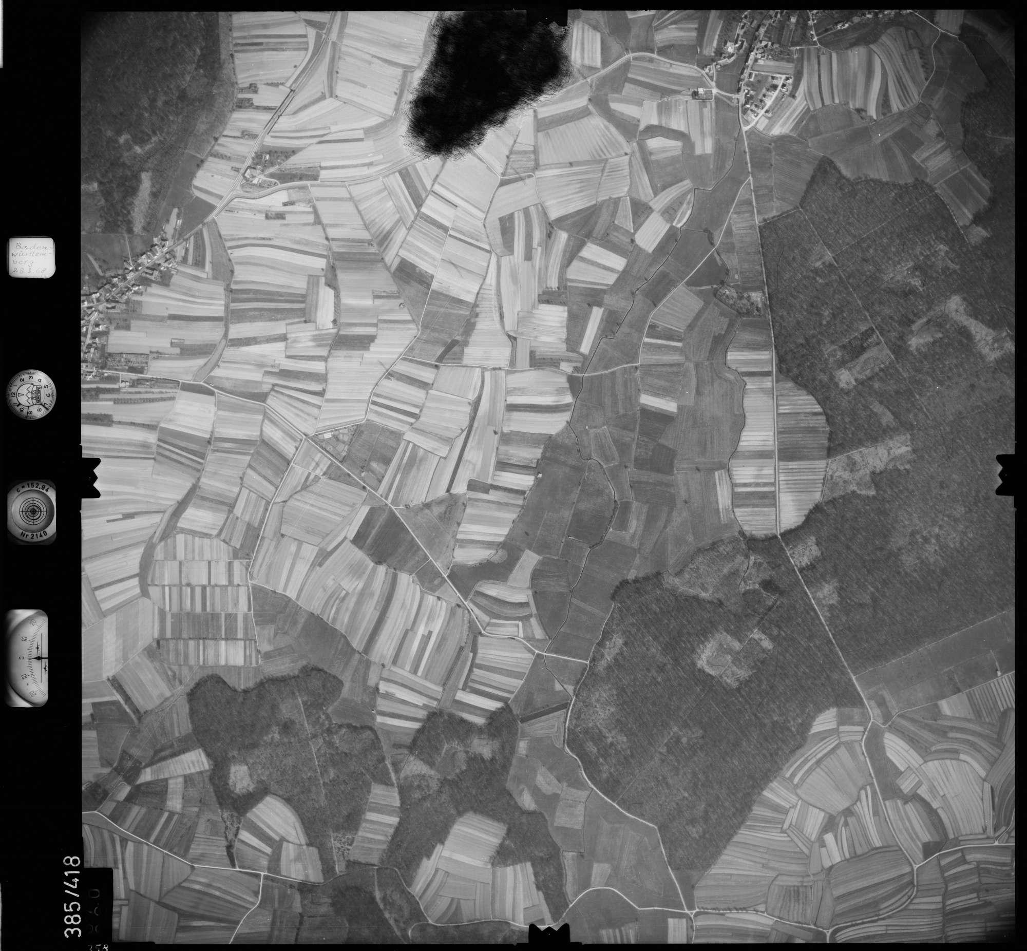 Luftbild: Film 24 Bildnr. 358, Bild 1