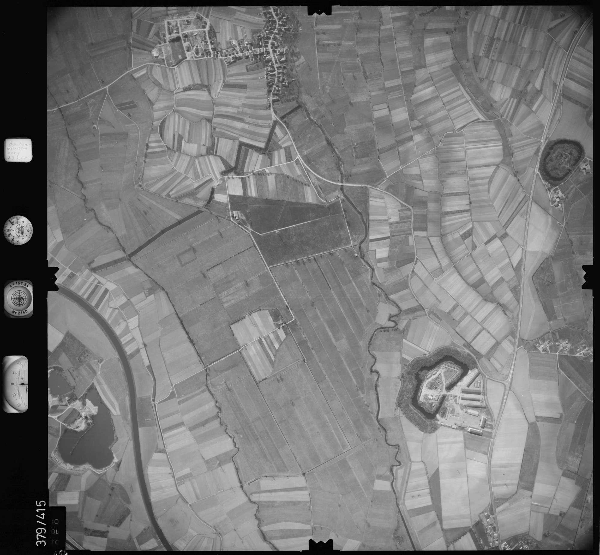 Luftbild: Film 24 Bildnr. 654, Bild 1