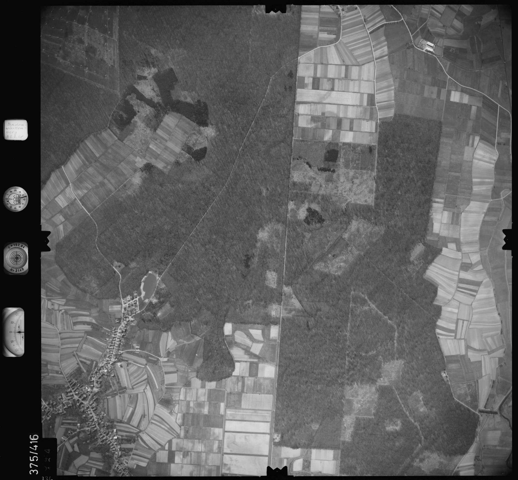 Luftbild: Film 28 Bildnr. 334, Bild 1