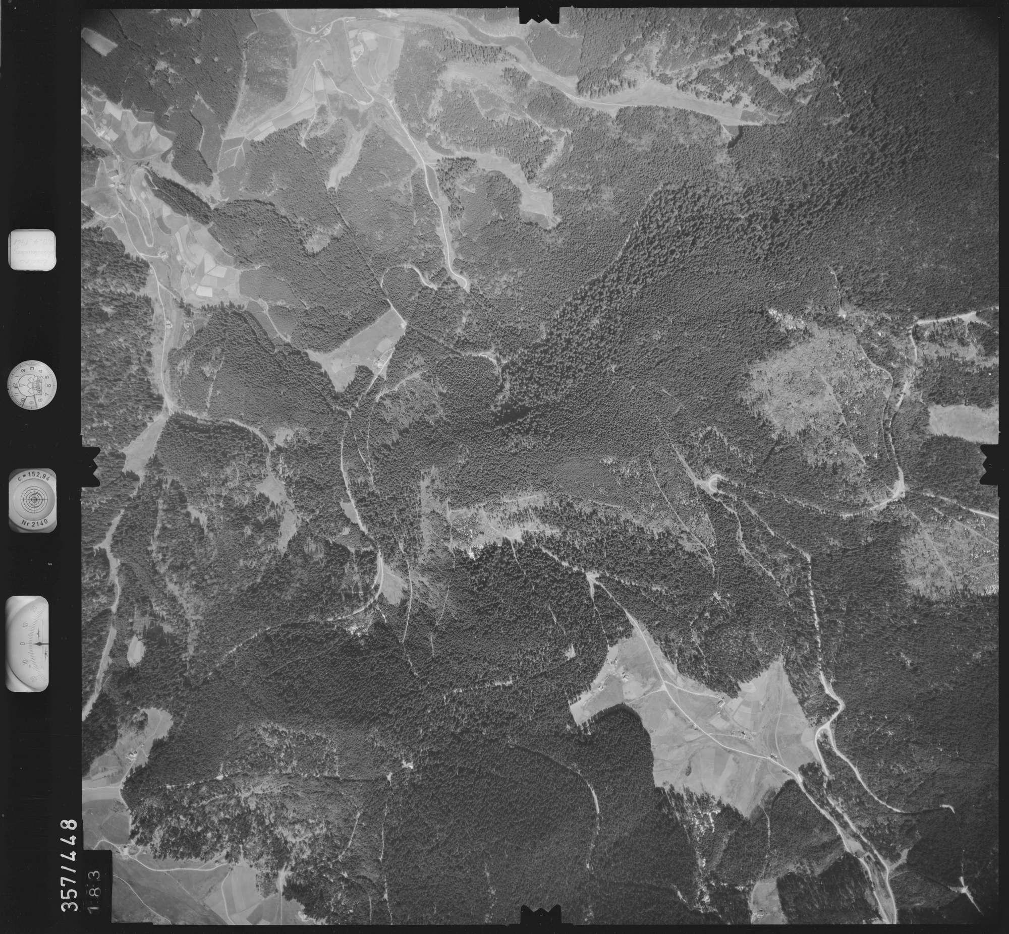 Luftbild: Film 11 Bildnr. 183, Bild 1