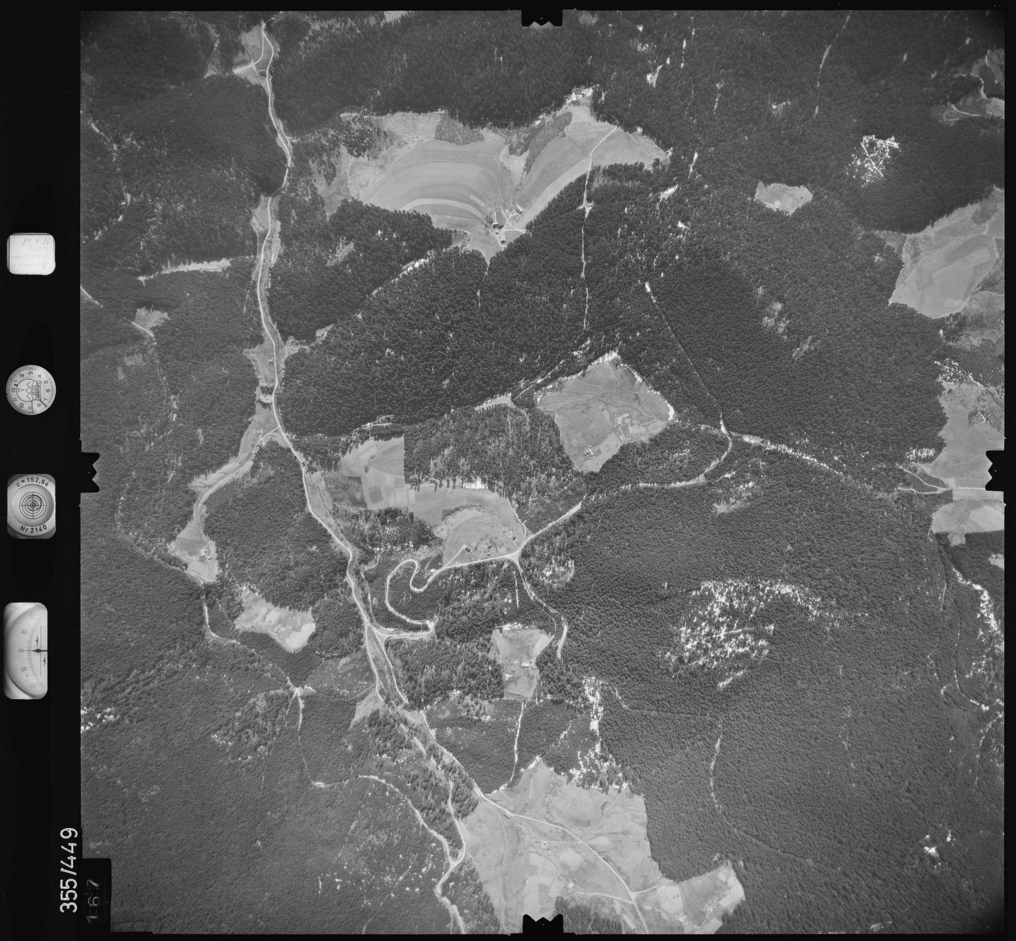 Luftbild: Film 37 Bildnr. 167, Bild 1