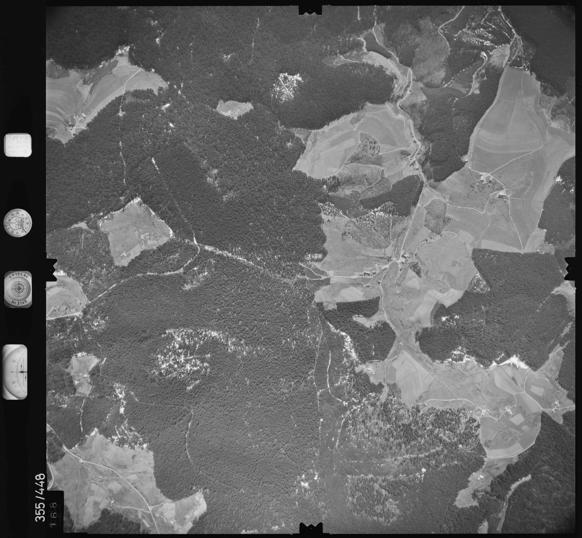 Luftbild: Film 37 Bildnr. 168, Bild 1