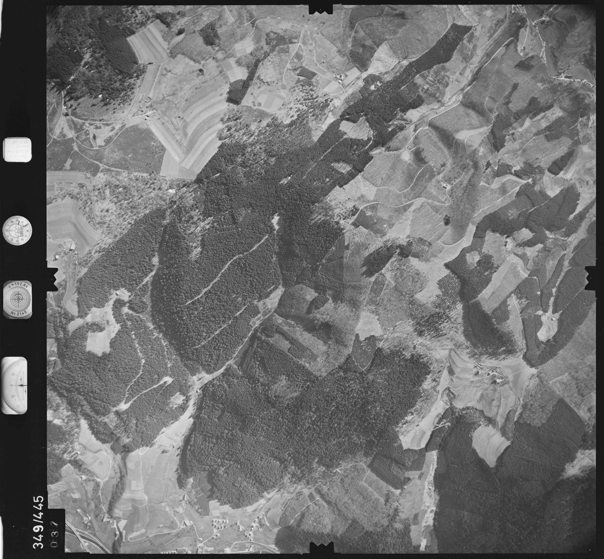 Luftbild: Film 43 Bildnr. 37, Bild 1