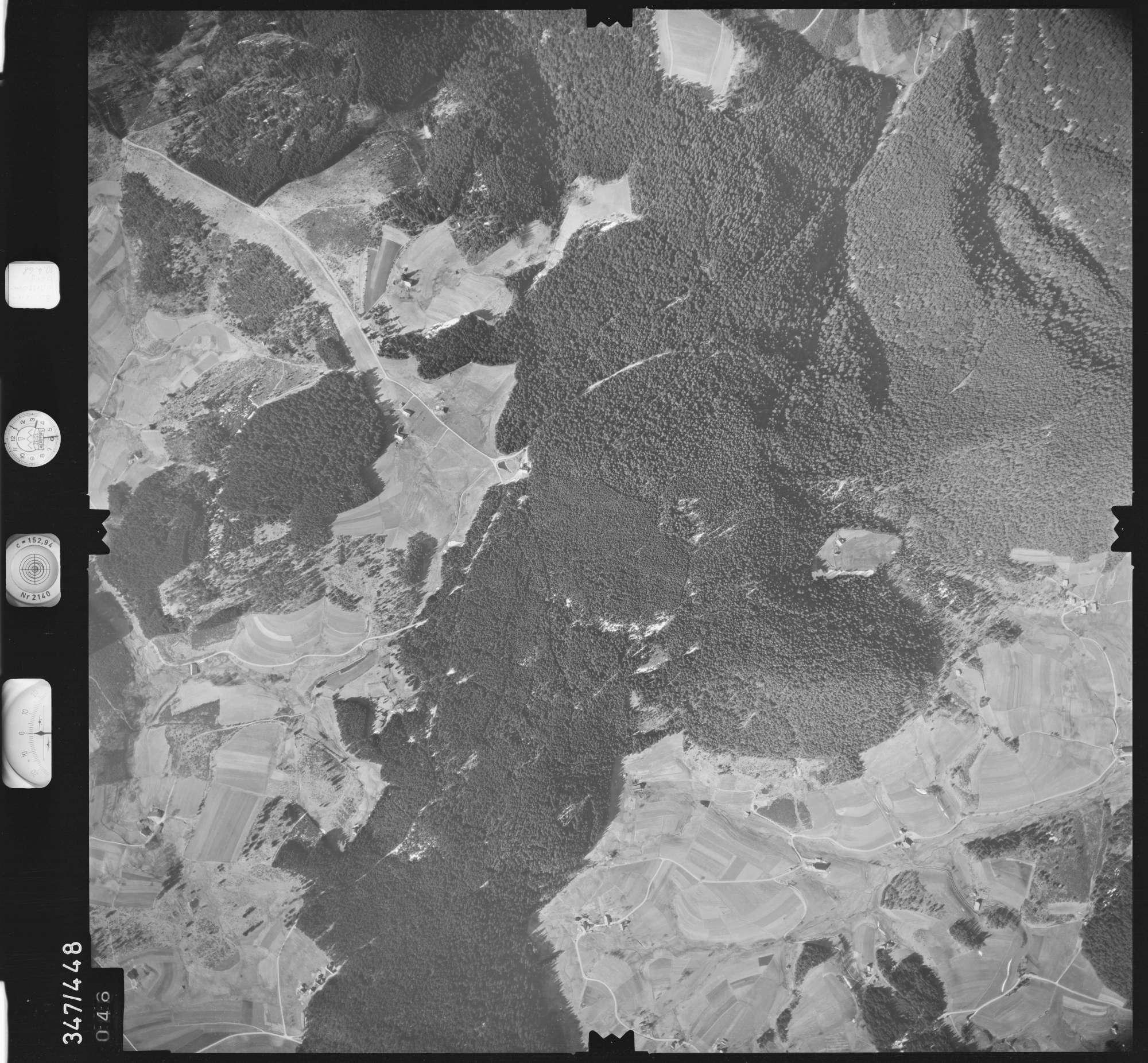 Luftbild: Film 43 Bildnr. 46, Bild 1