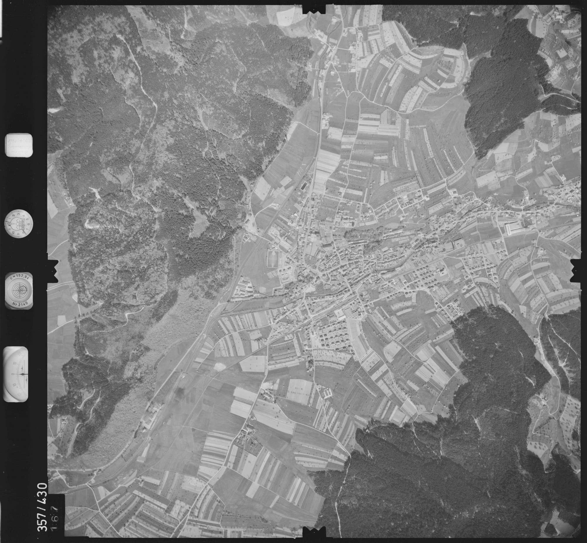 Luftbild: Film 11 Bildnr. 167, Bild 1