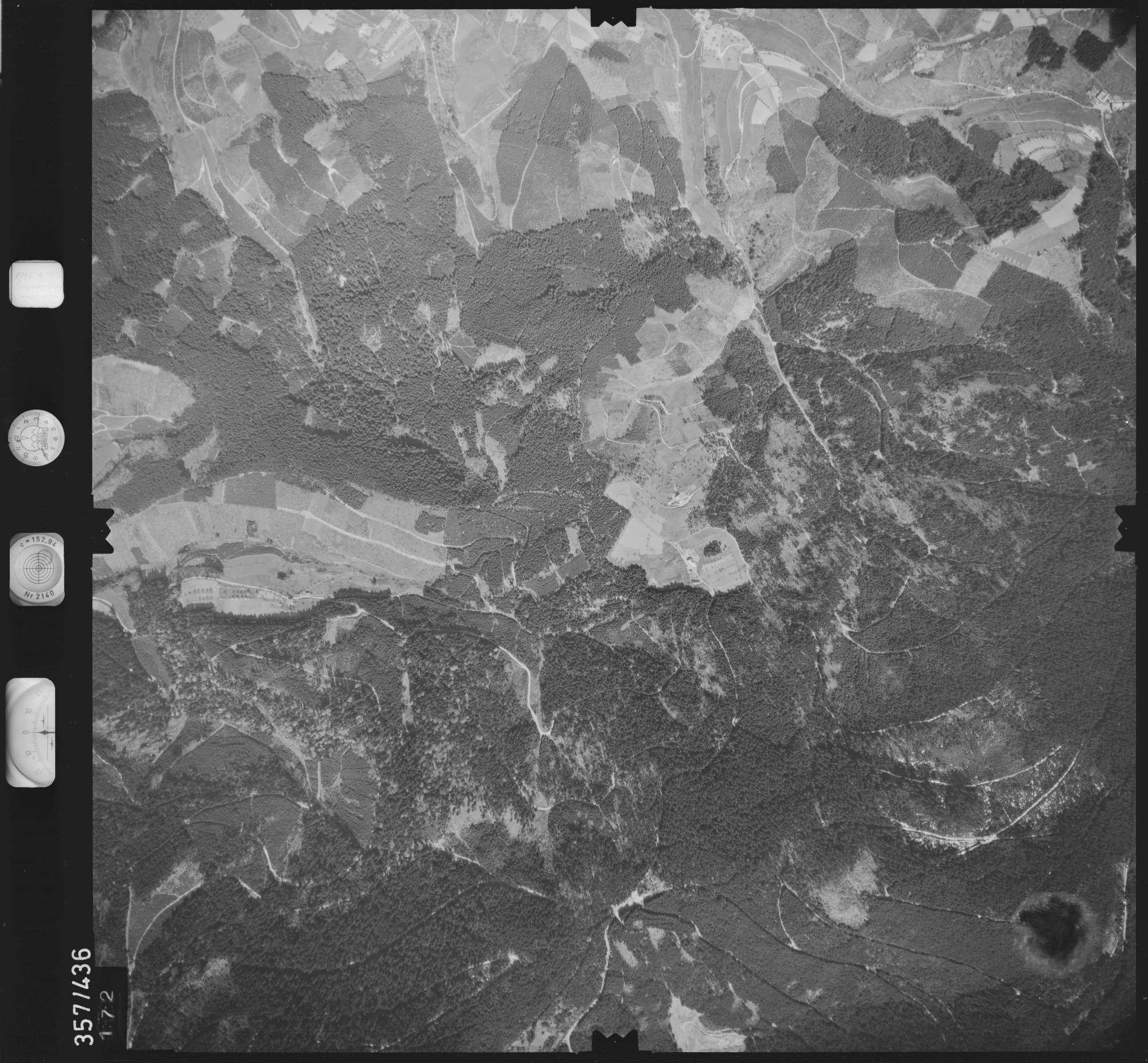 Luftbild: Film 11 Bildnr. 172, Bild 1