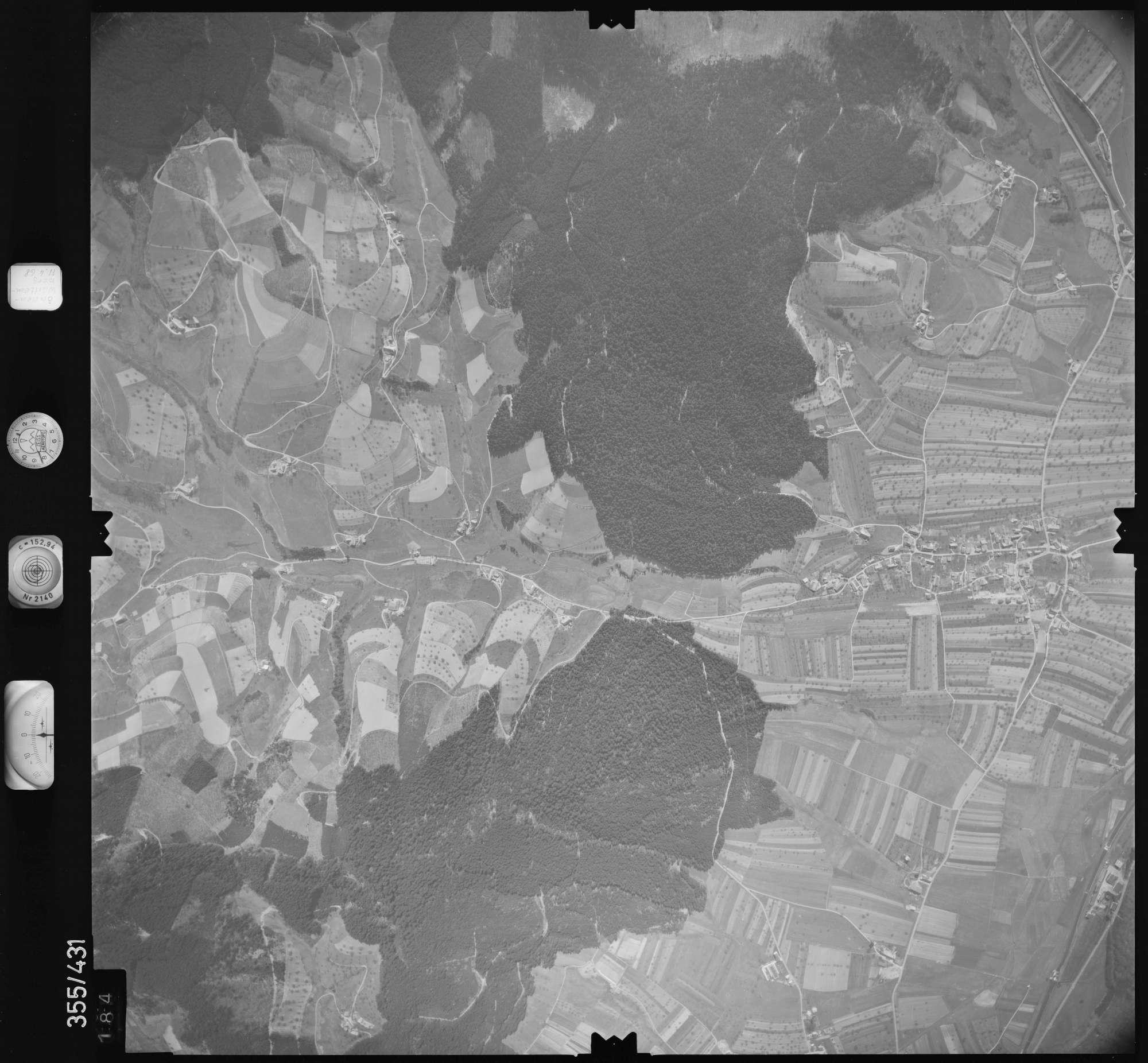 Luftbild: Film 37 Bildnr. 184, Bild 1
