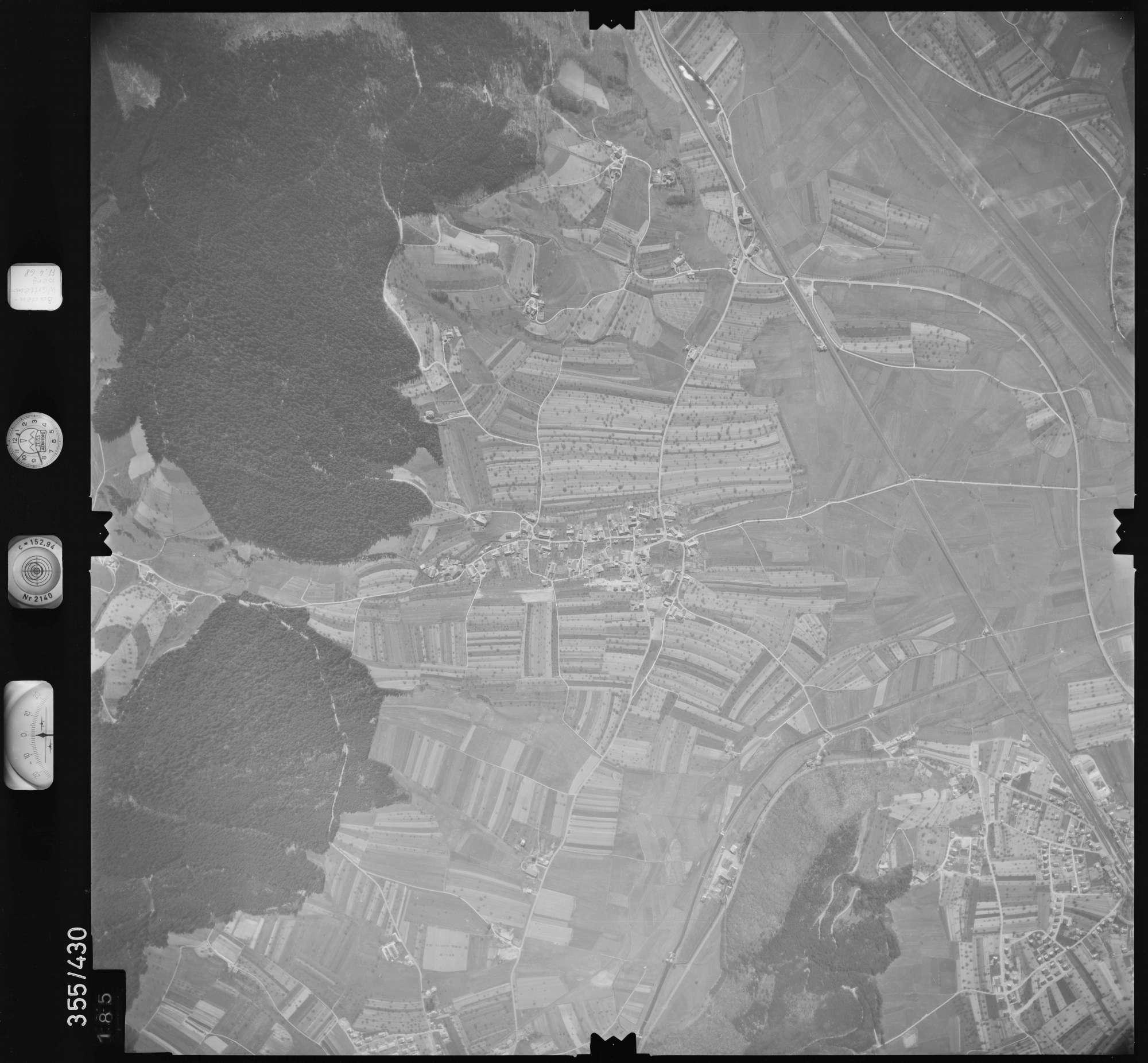 Luftbild: Film 37 Bildnr. 185, Bild 1