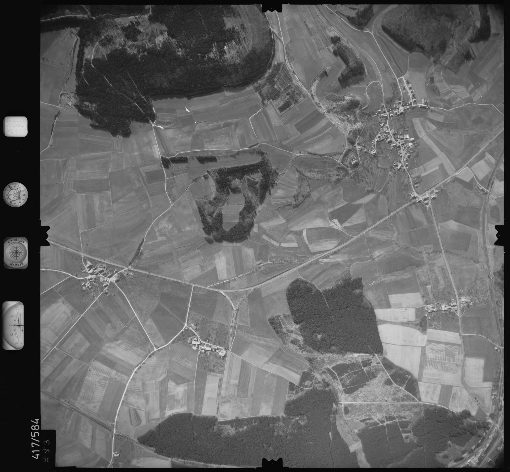 Luftbild: Film 6 Bildnr. 353, Bild 1