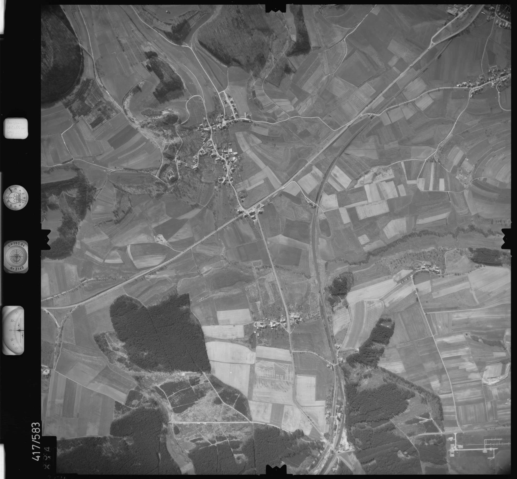 Luftbild: Film 6 Bildnr. 354, Bild 1