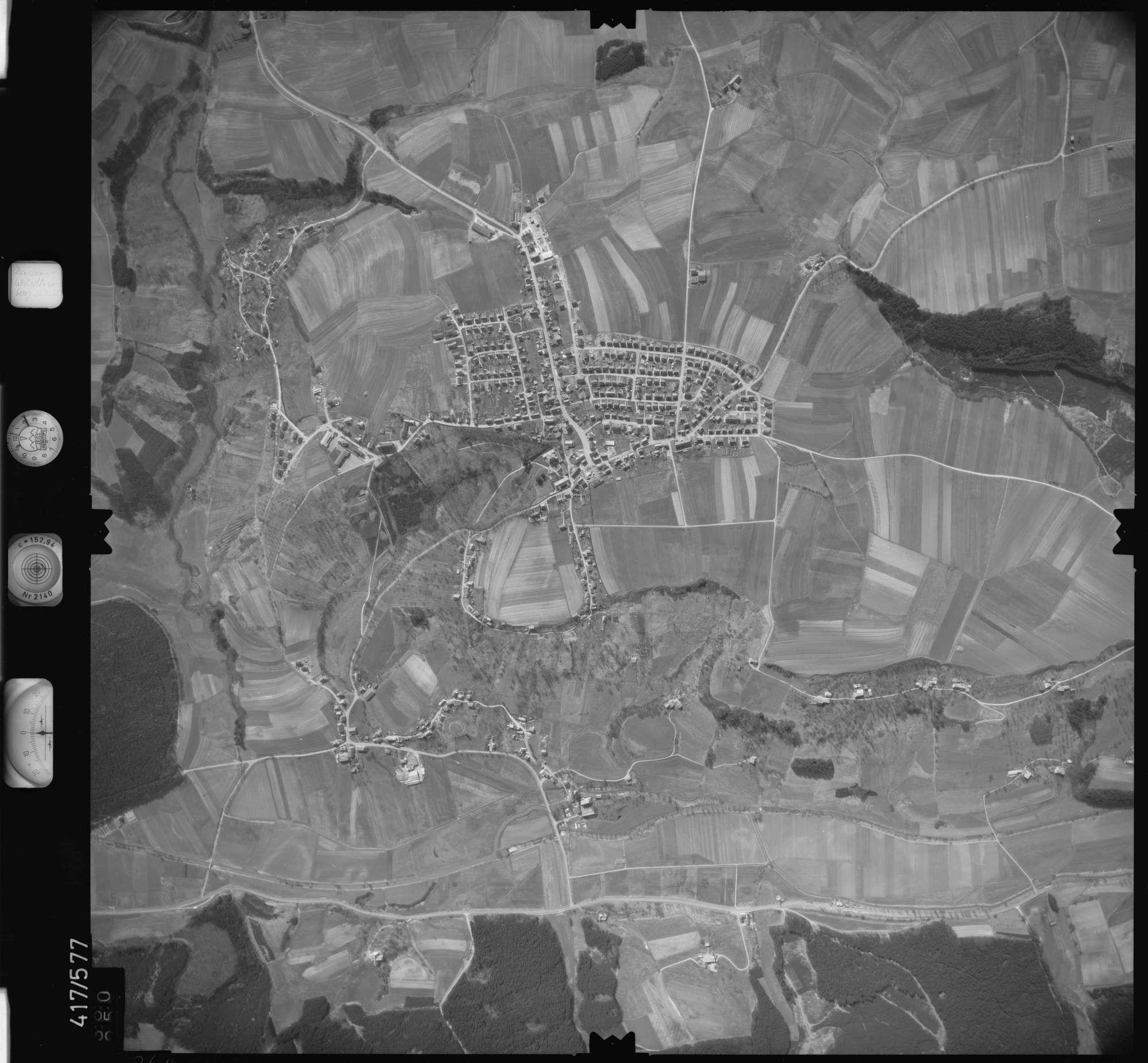 Luftbild: Film 6 Bildnr. 360, Bild 1