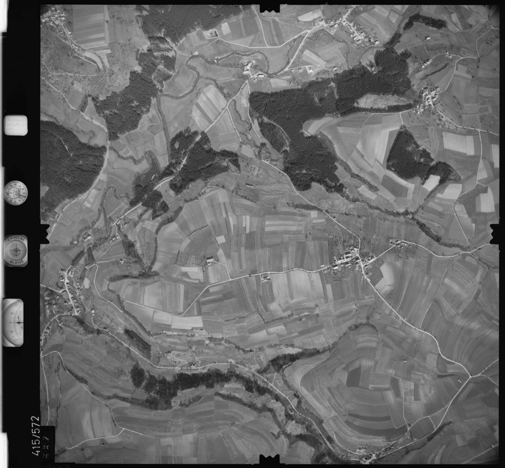 Luftbild: Film 6 Bildnr. 447, Bild 1