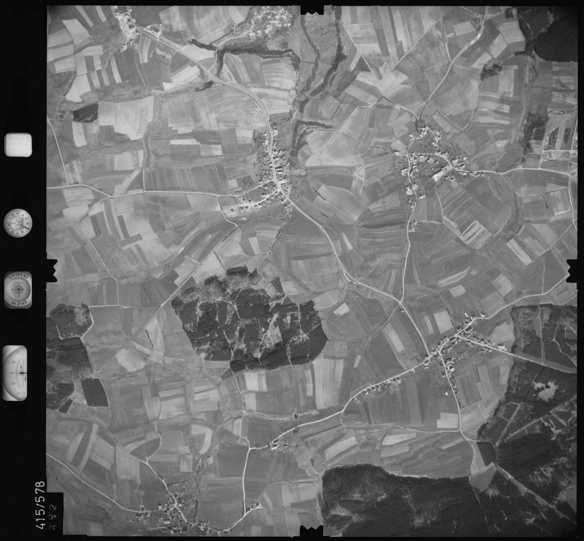 Luftbild: Film 6 Bildnr. 452, Bild 1