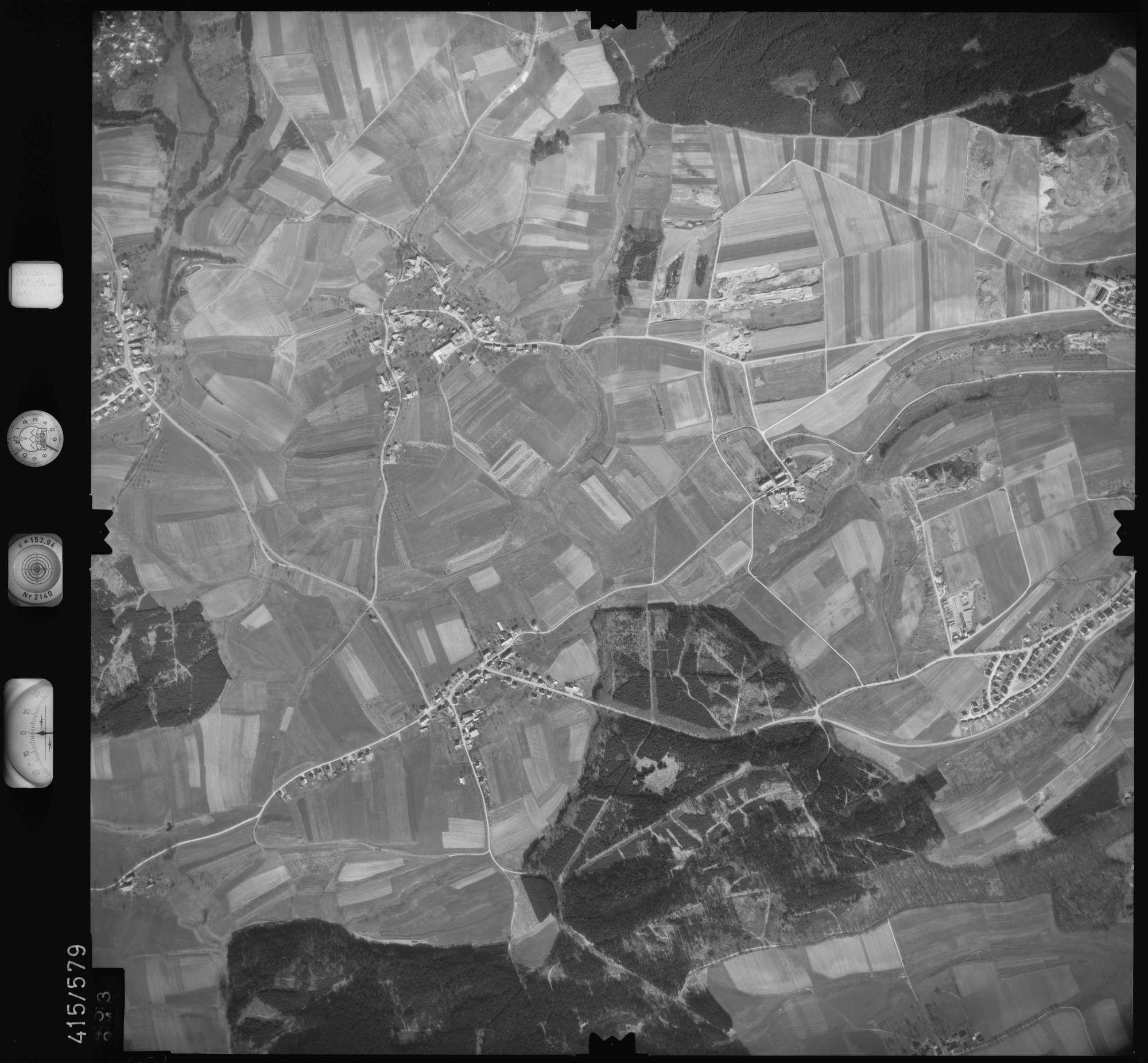 Luftbild: Film 6 Bildnr. 453, Bild 1
