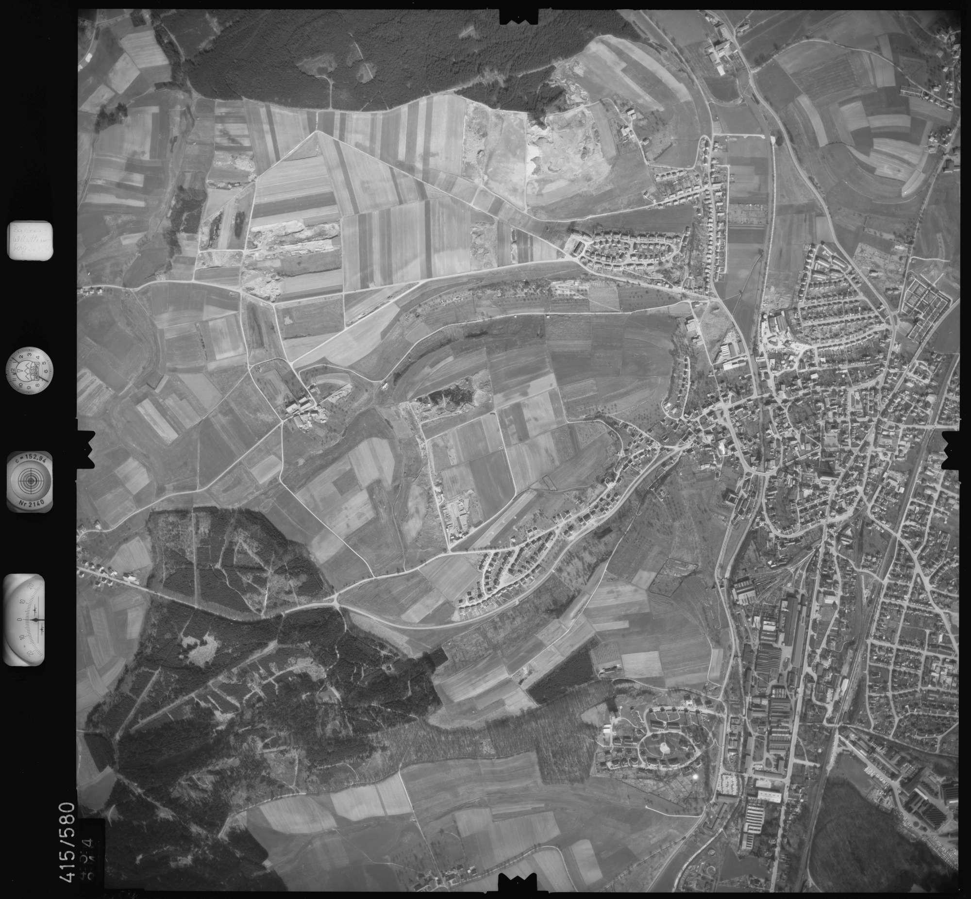 Luftbild: Film 6 Bildnr. 454, Bild 1