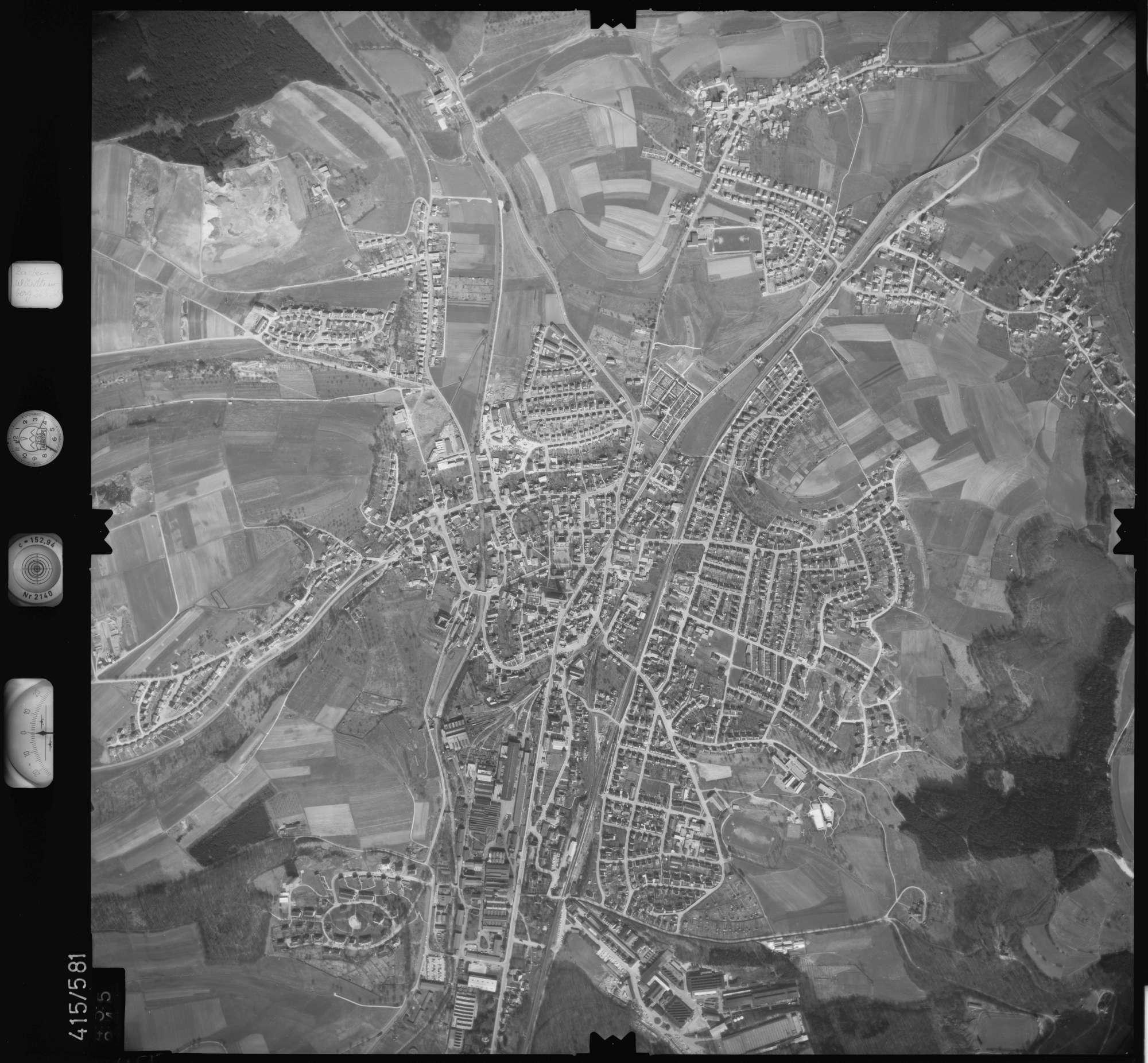Luftbild: Film 6 Bildnr. 455, Bild 1