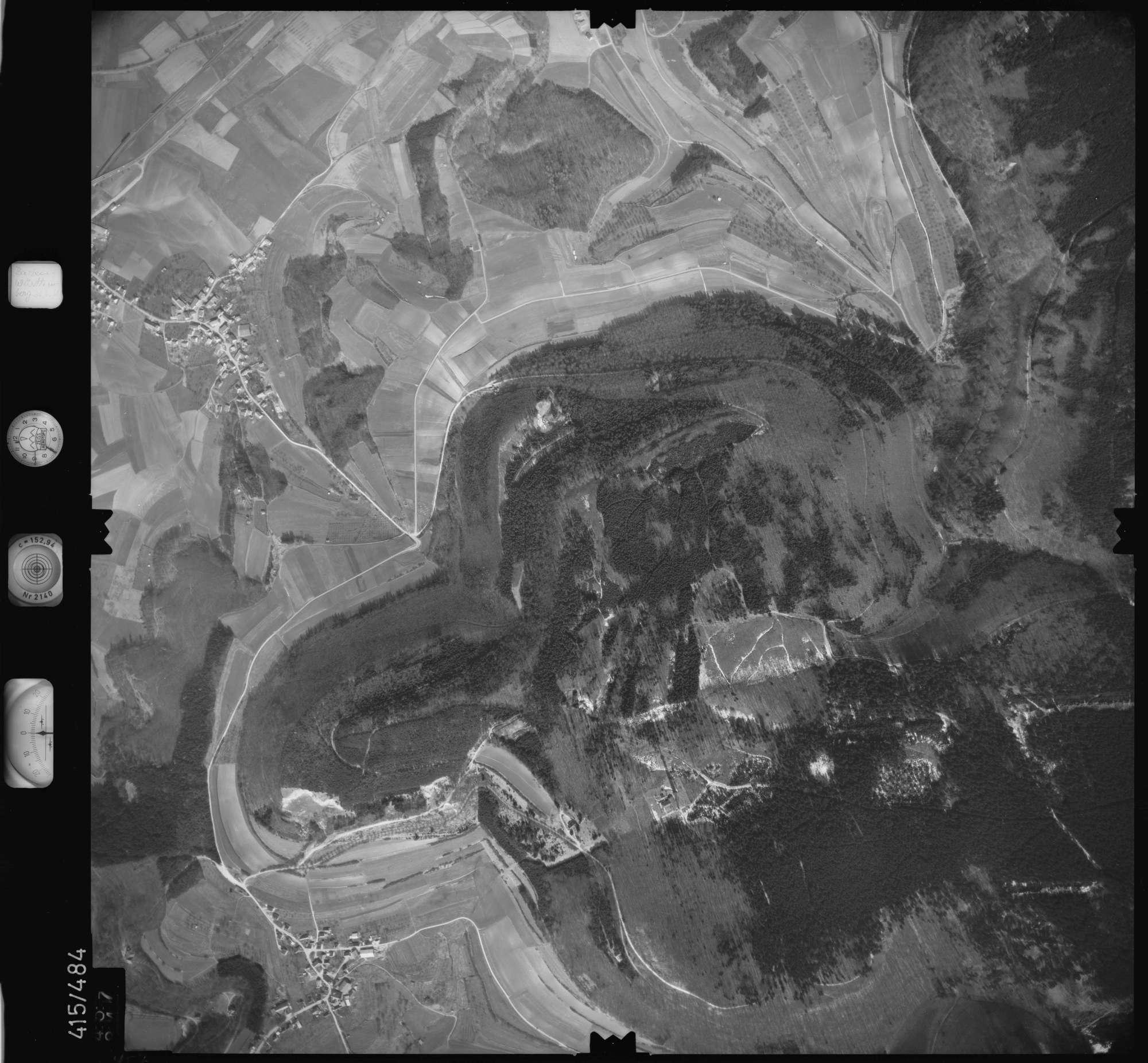 Luftbild: Film 6 Bildnr. 457, Bild 1
