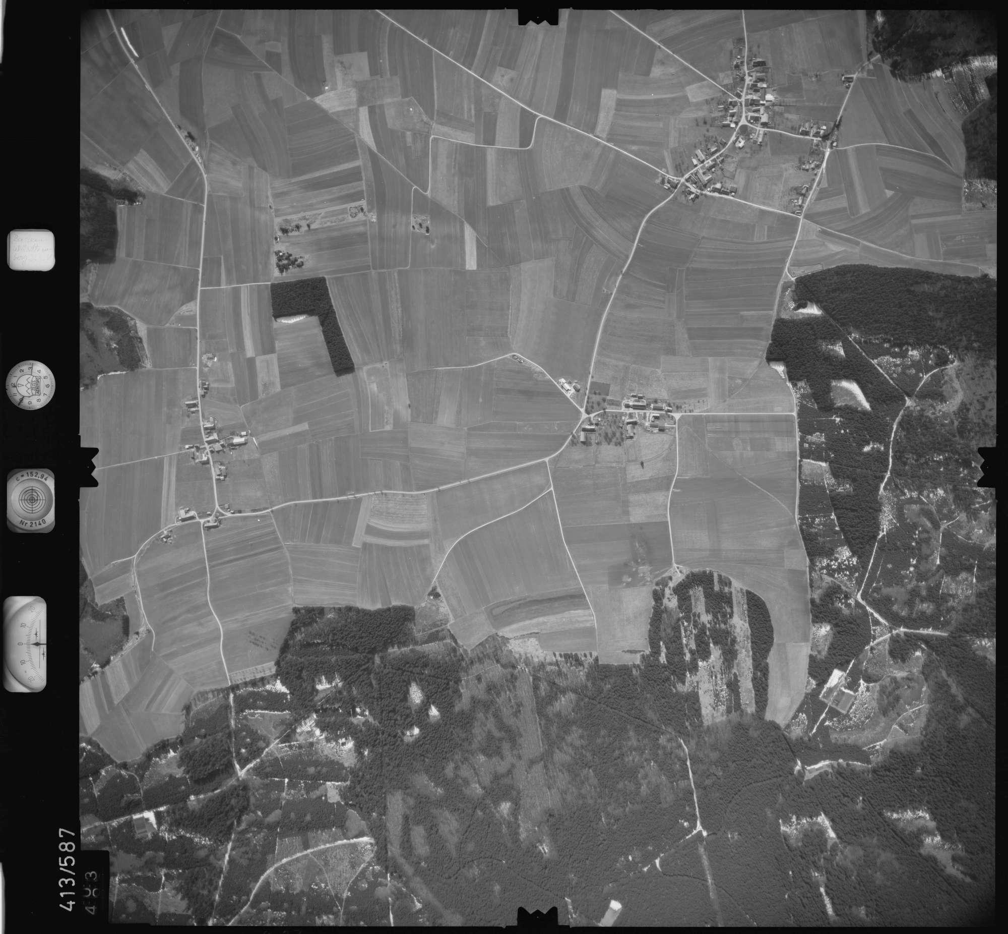 Luftbild: Film 6 Bildnr. 503, Bild 1