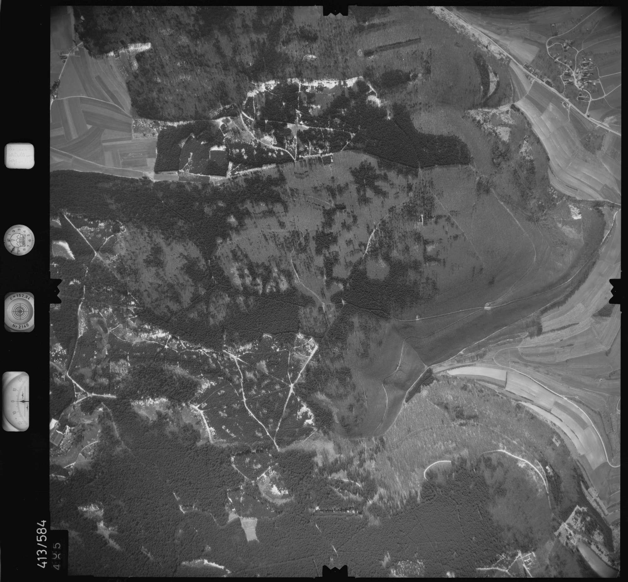 Luftbild: Film 6 Bildnr. 505, Bild 1