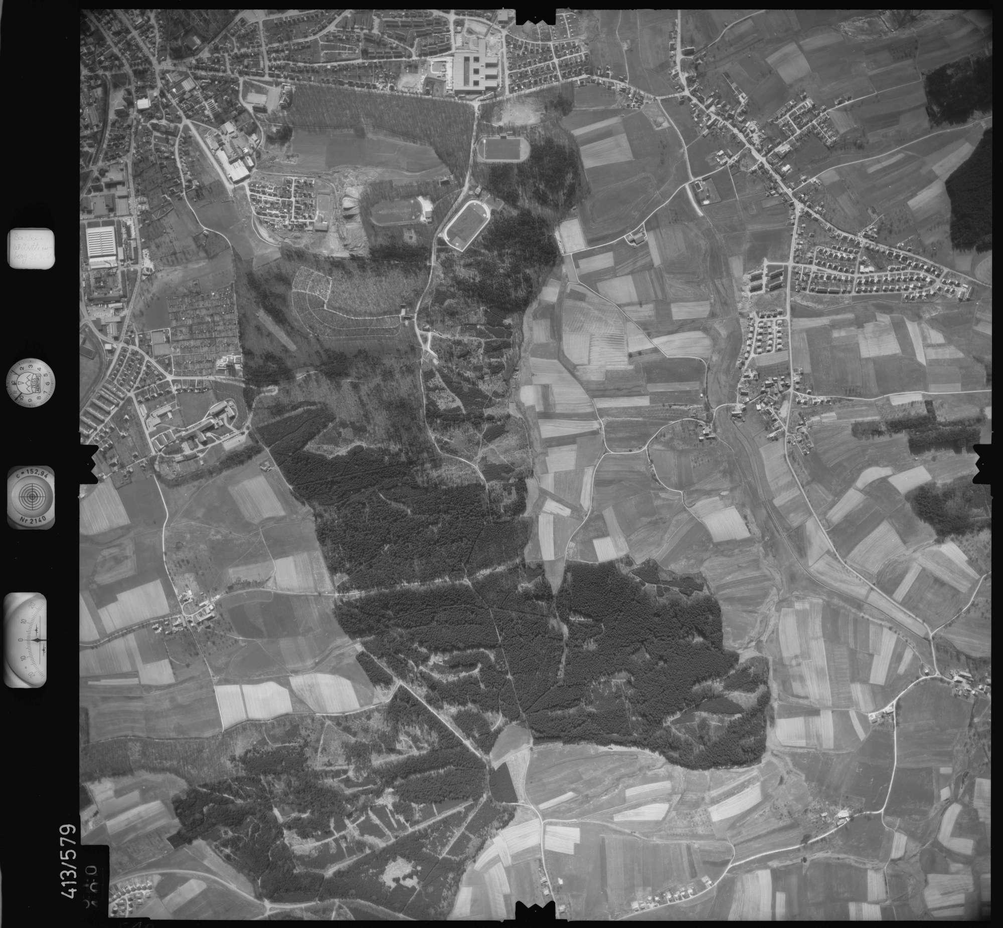 Luftbild: Film 6 Bildnr. 510, Bild 1