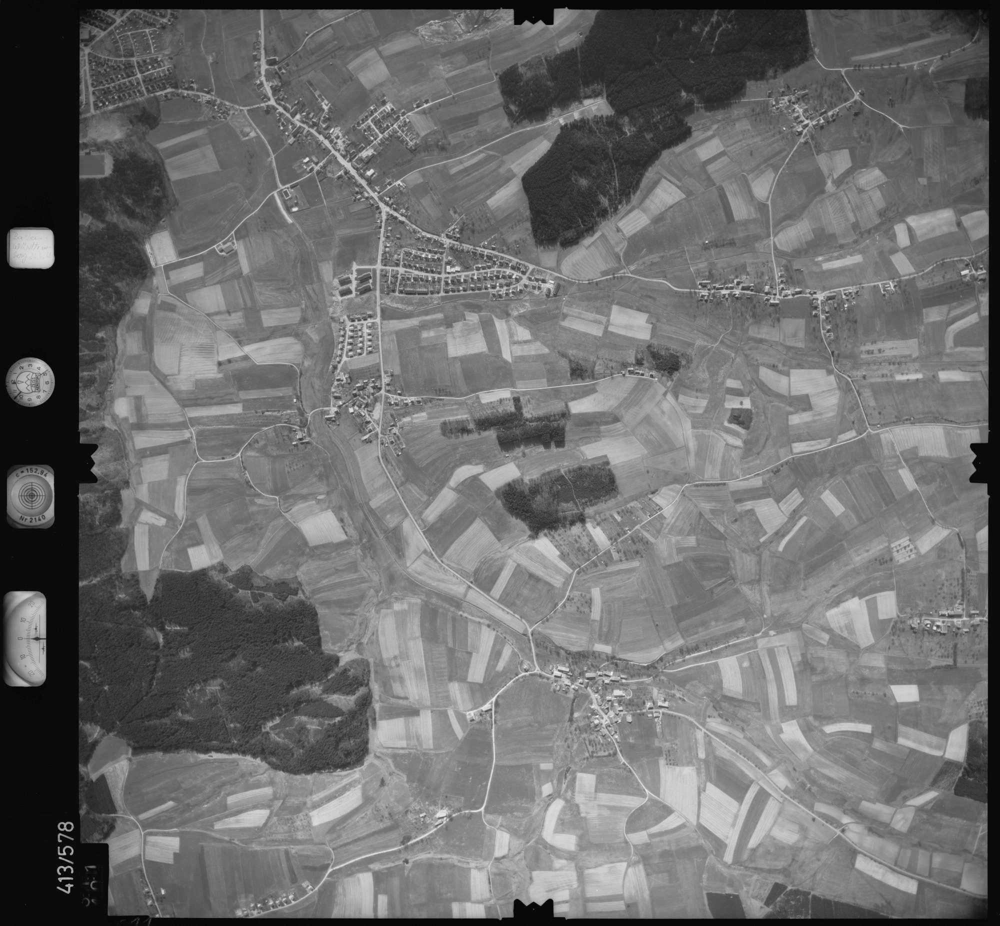 Luftbild: Film 6 Bildnr. 511, Bild 1