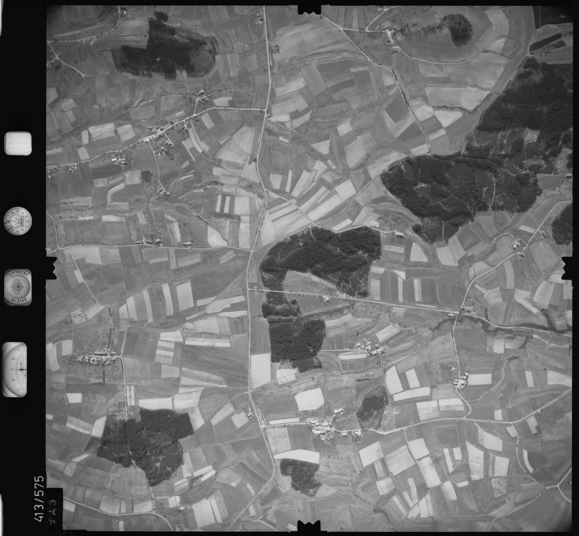 Luftbild: Film 6 Bildnr. 513, Bild 1