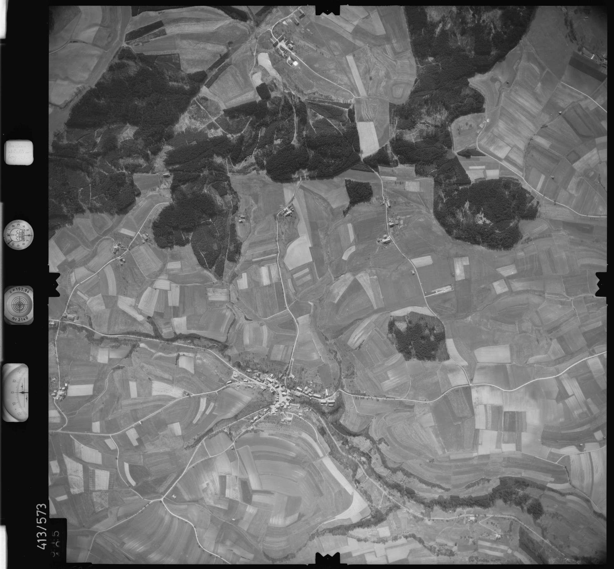 Luftbild: Film 6 Bildnr. 515, Bild 1