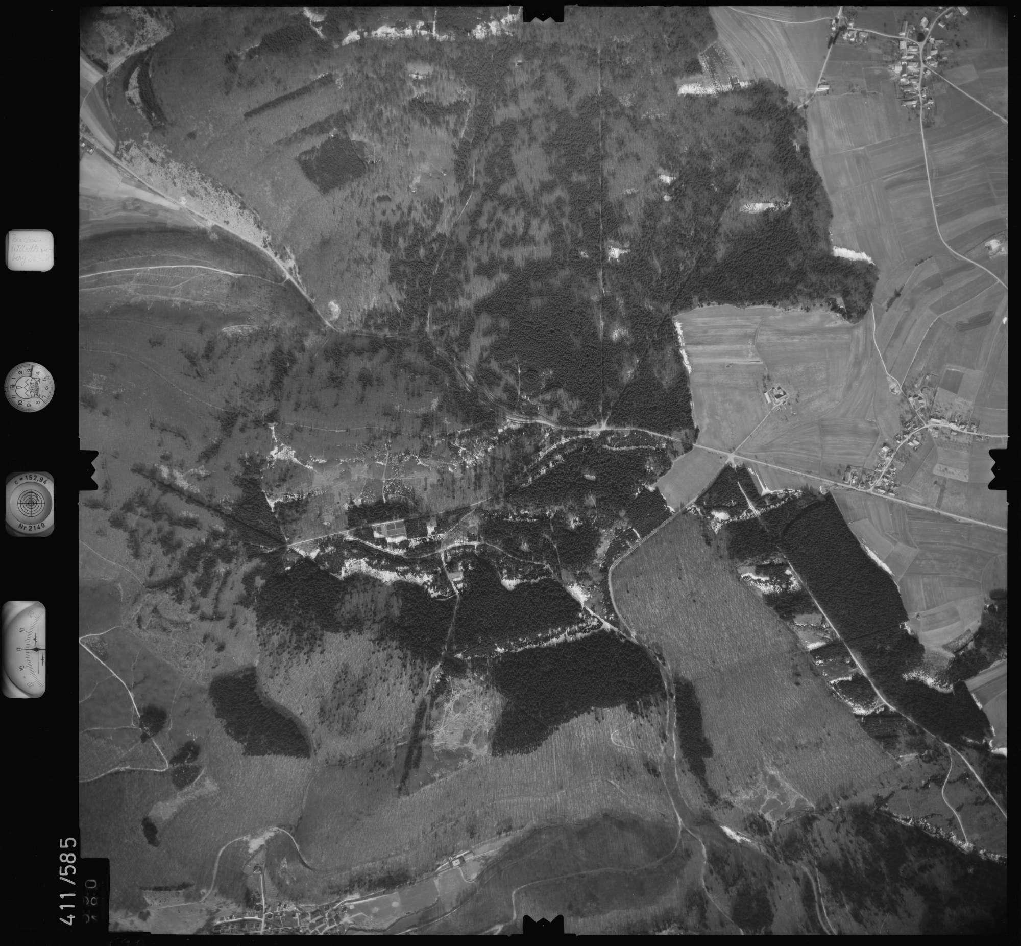 Luftbild: Film 7 Bildnr. 590, Bild 1