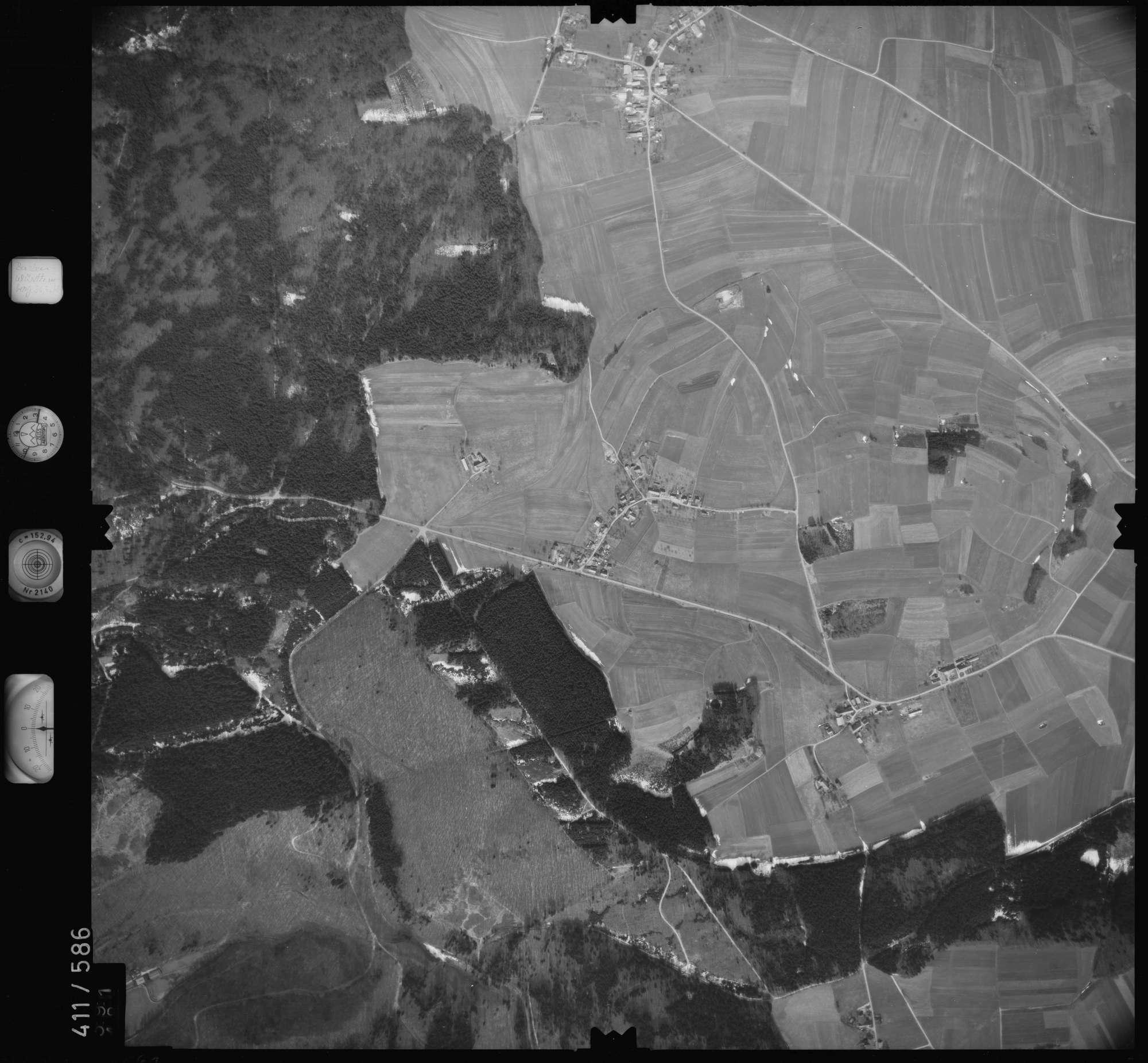 Luftbild: Film 7 Bildnr. 591, Bild 1