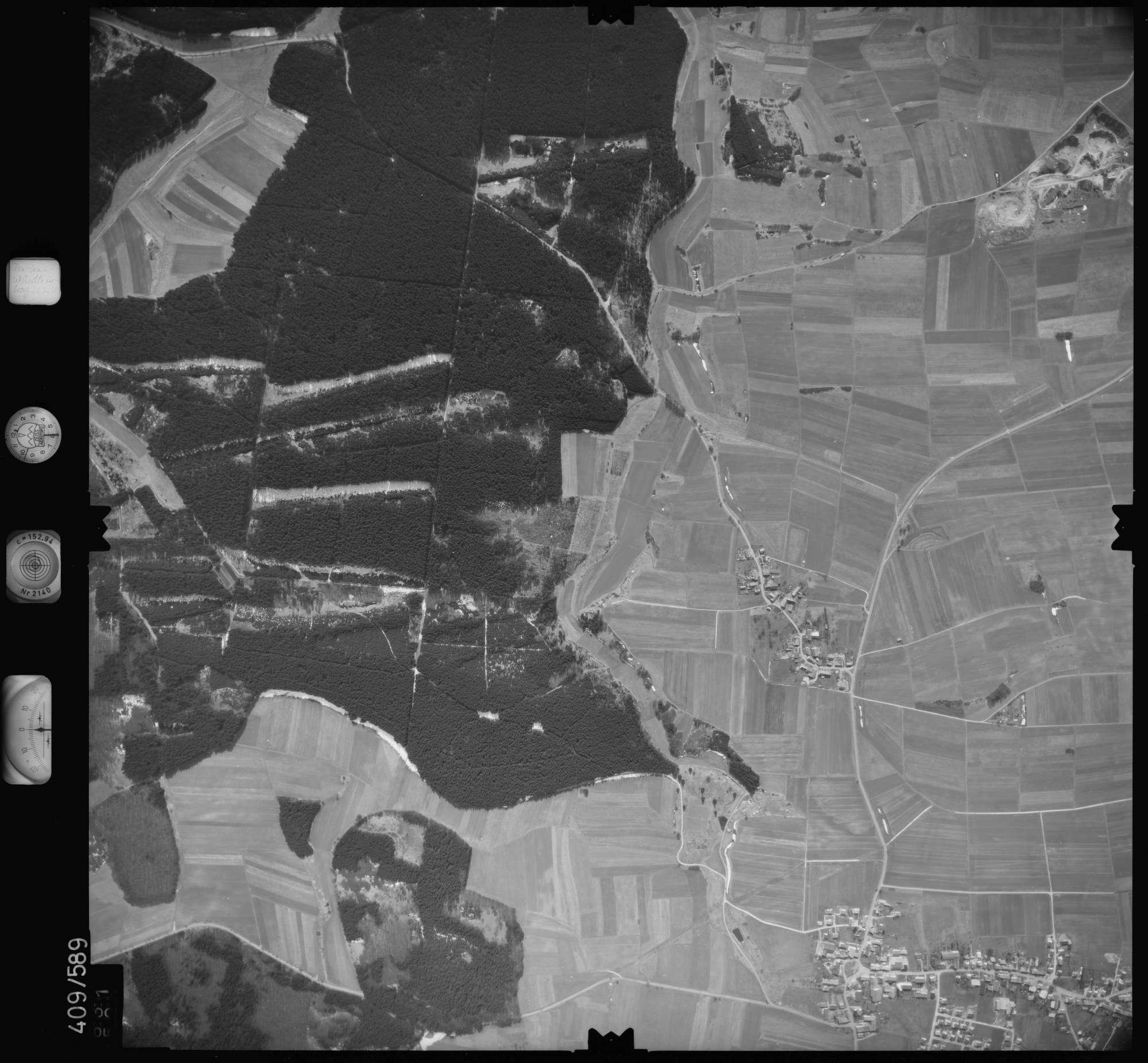 Luftbild: Film 7 Bildnr. 631, Bild 1