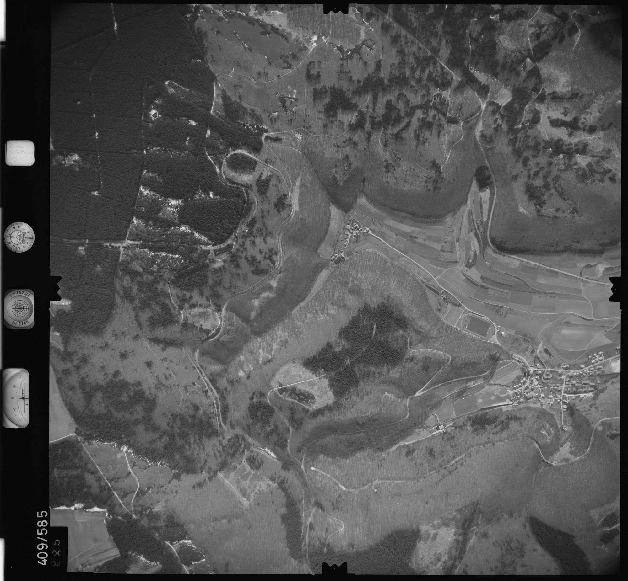 Luftbild: Film 7 Bildnr. 635, Bild 1
