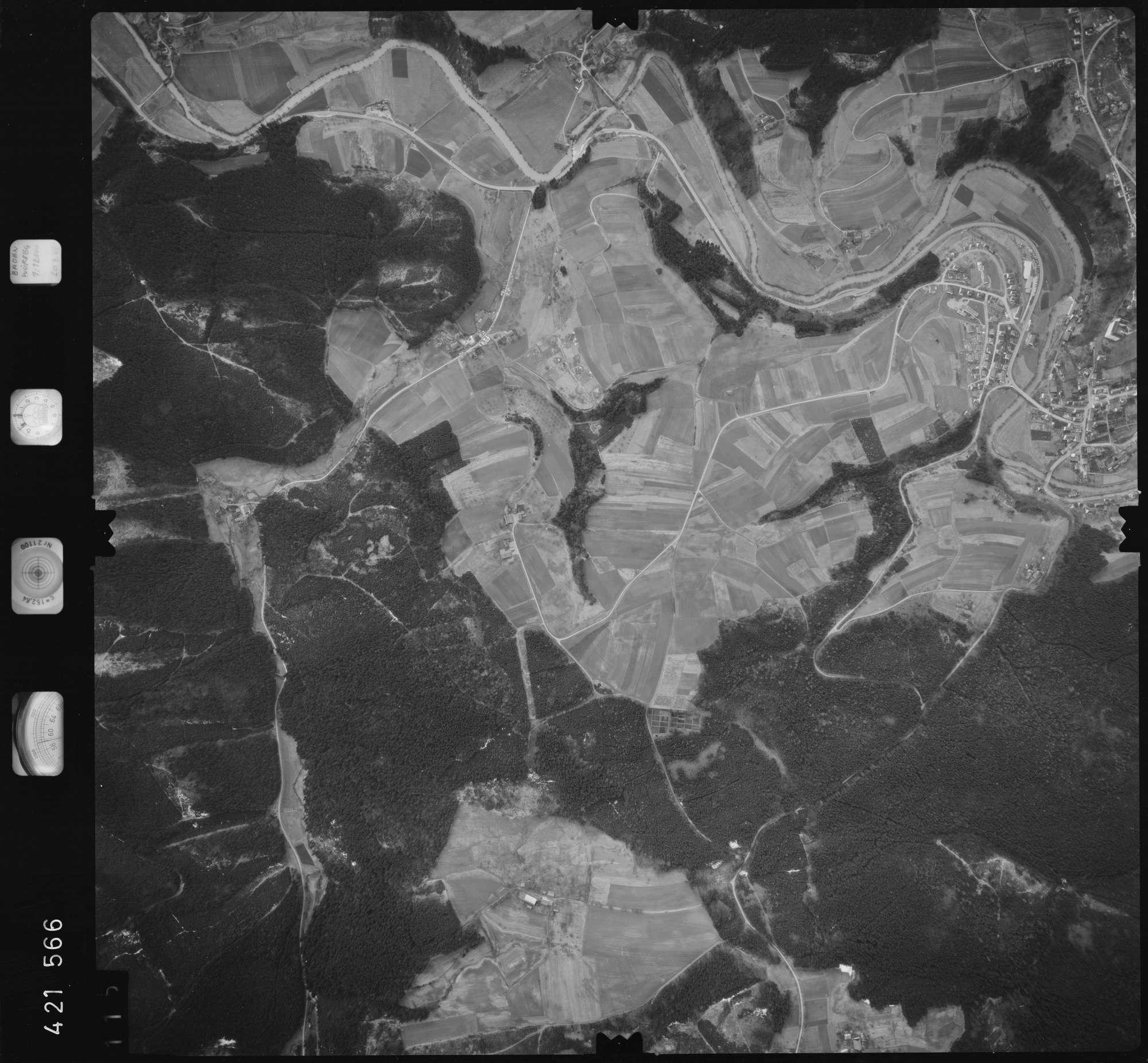 Luftbild: Film 1 Bildnr. 115, Bild 1