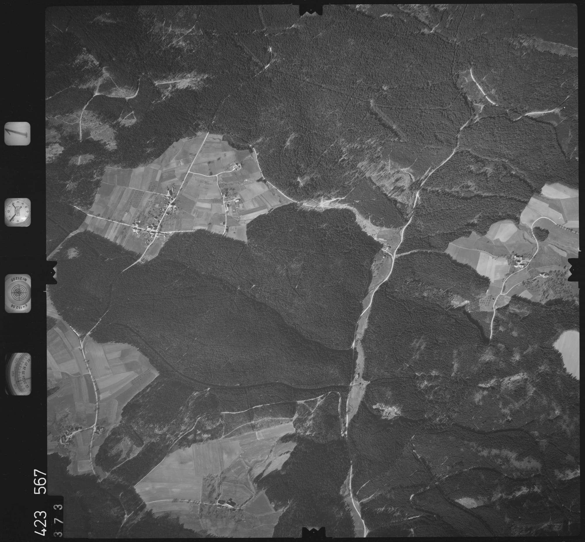 Luftbild: Film 1 Bildnr. 373, Bild 1