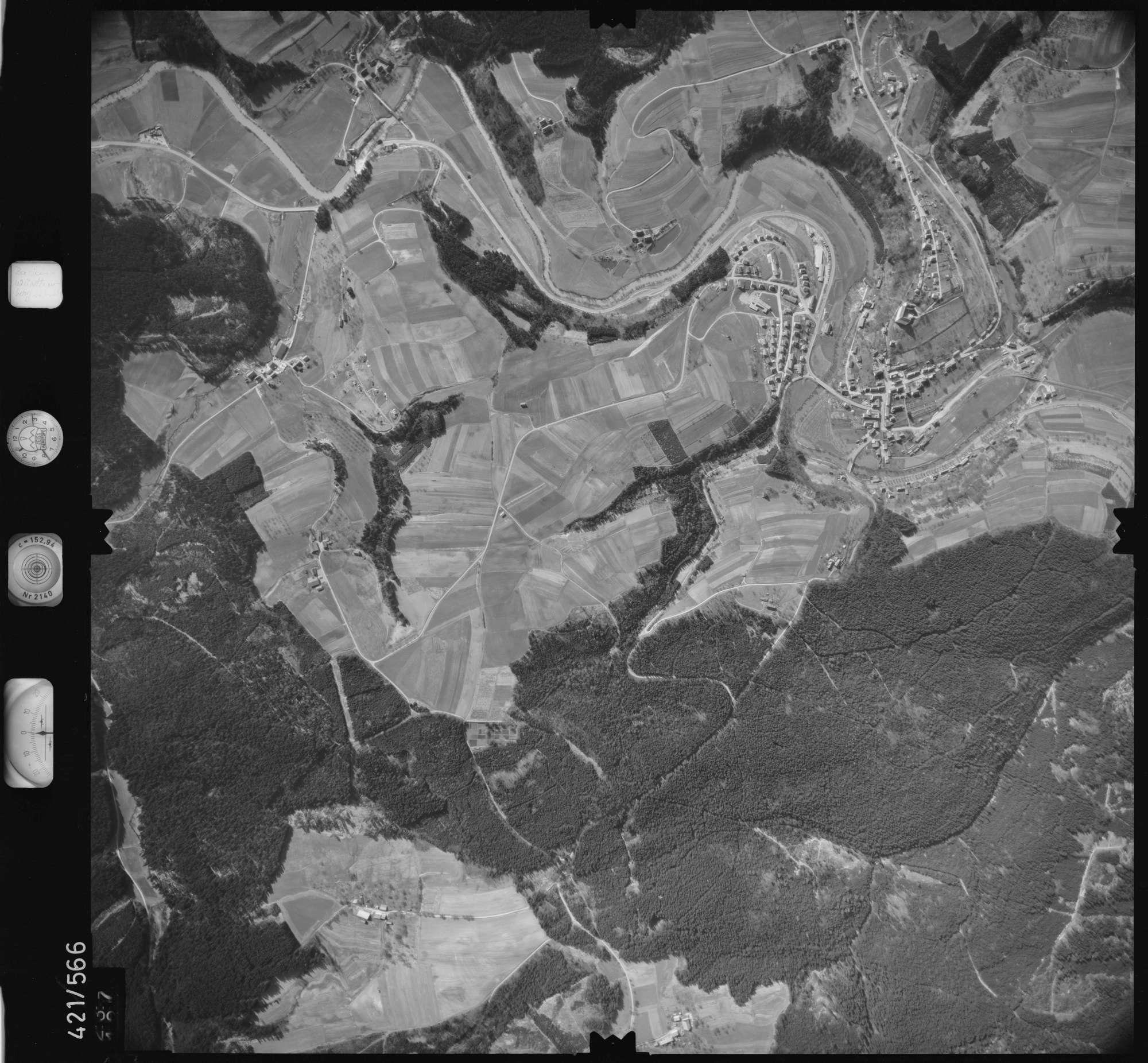 Luftbild: Film 6 Bildnr. 237, Bild 1