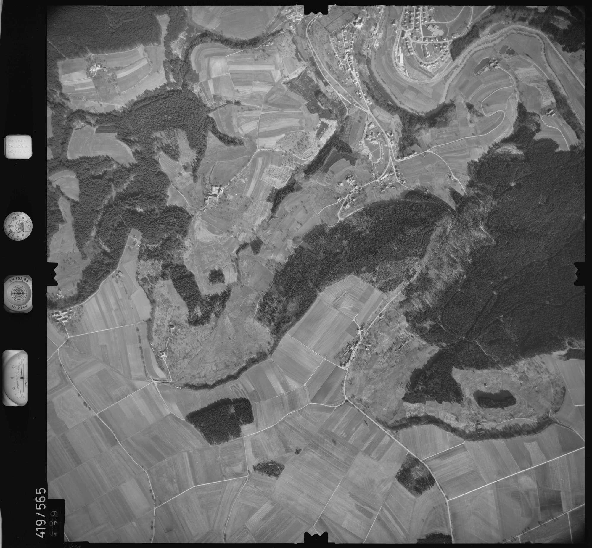 Luftbild: Film 6 Bildnr. 289, Bild 1