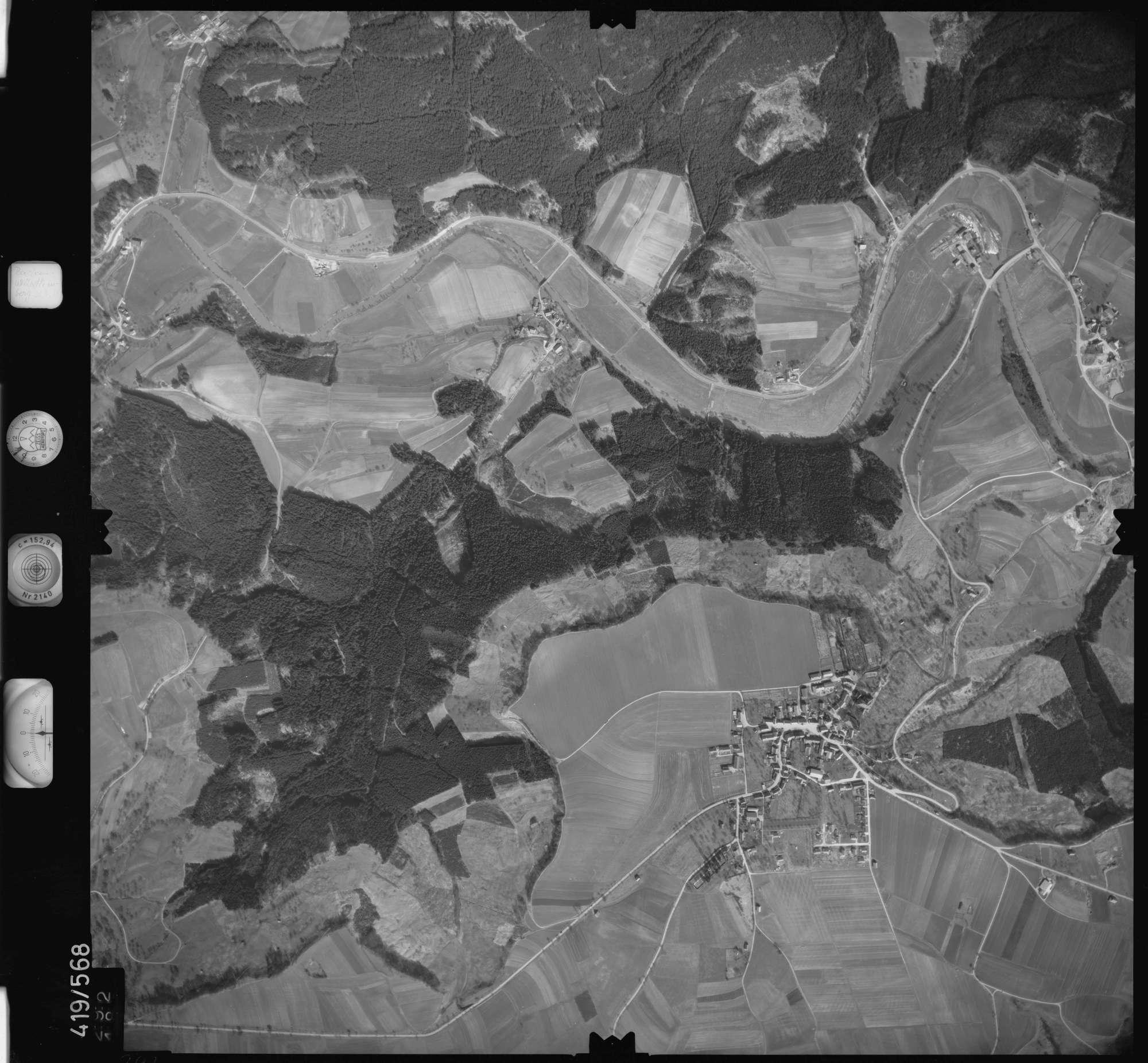 Luftbild: Film 6 Bildnr. 292, Bild 1