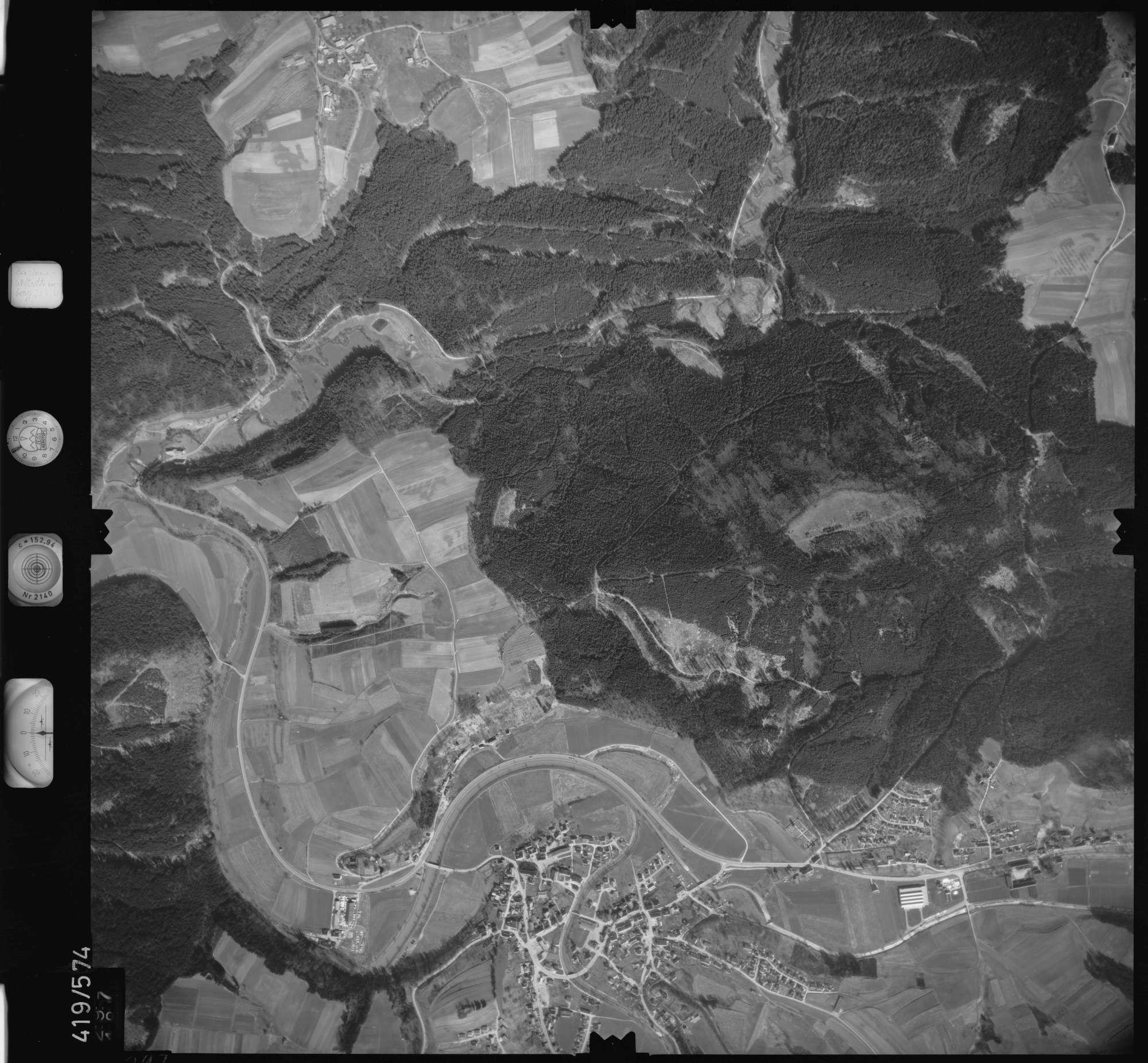 Luftbild: Film 6 Bildnr. 297, Bild 1