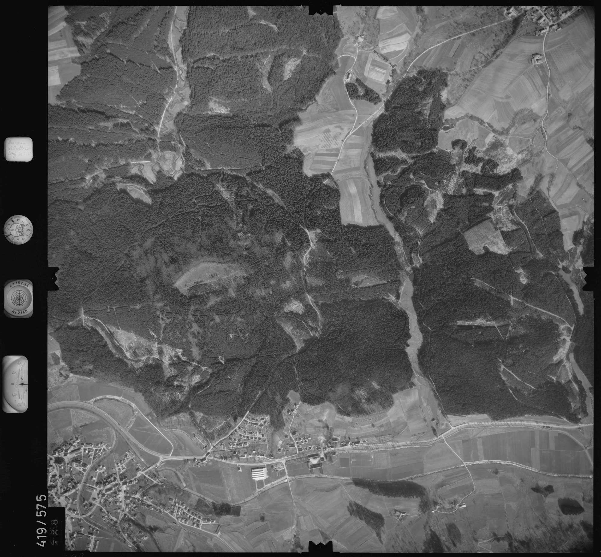 Luftbild: Film 6 Bildnr. 298, Bild 1
