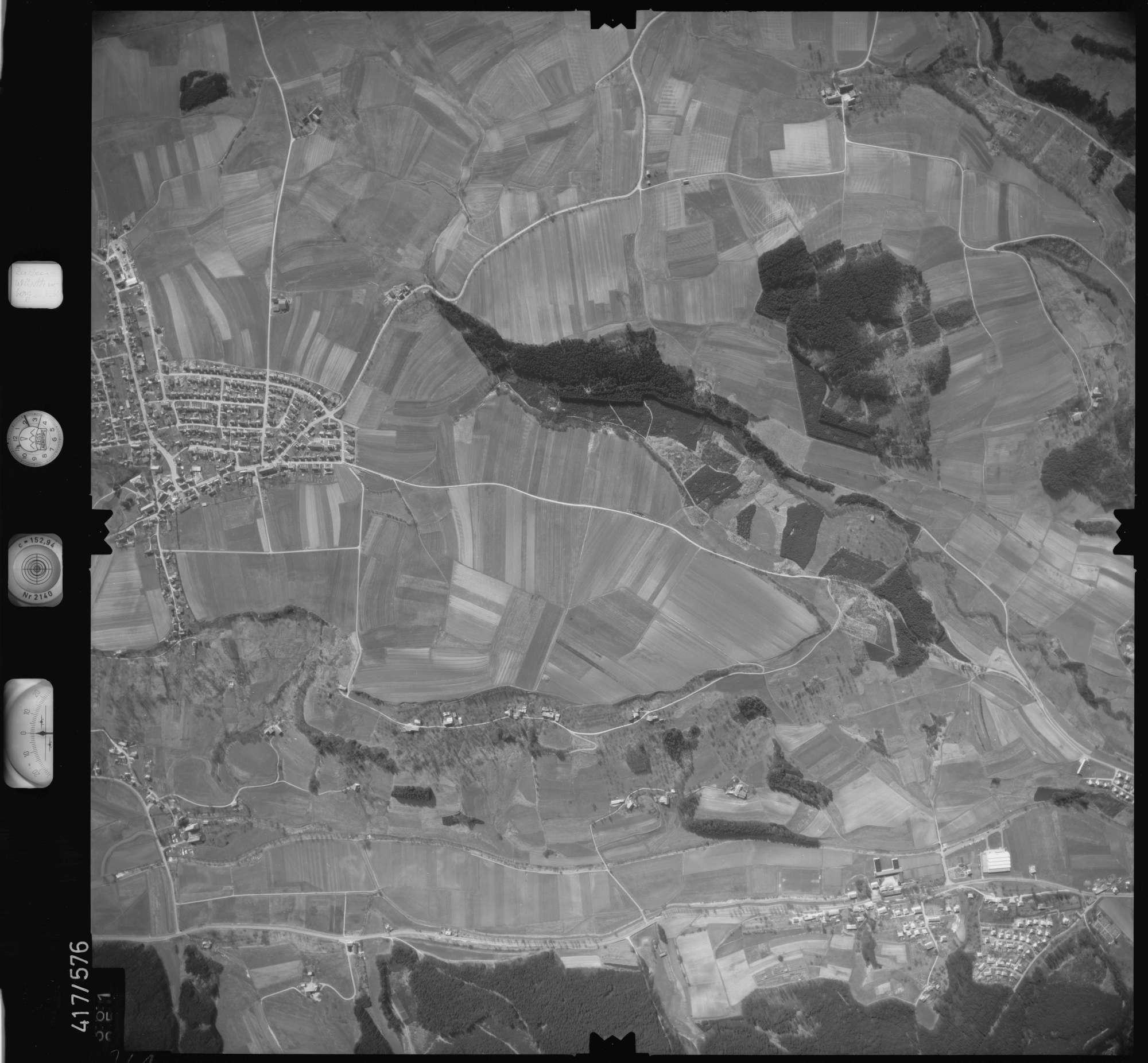 Luftbild: Film 6 Bildnr. 361, Bild 1