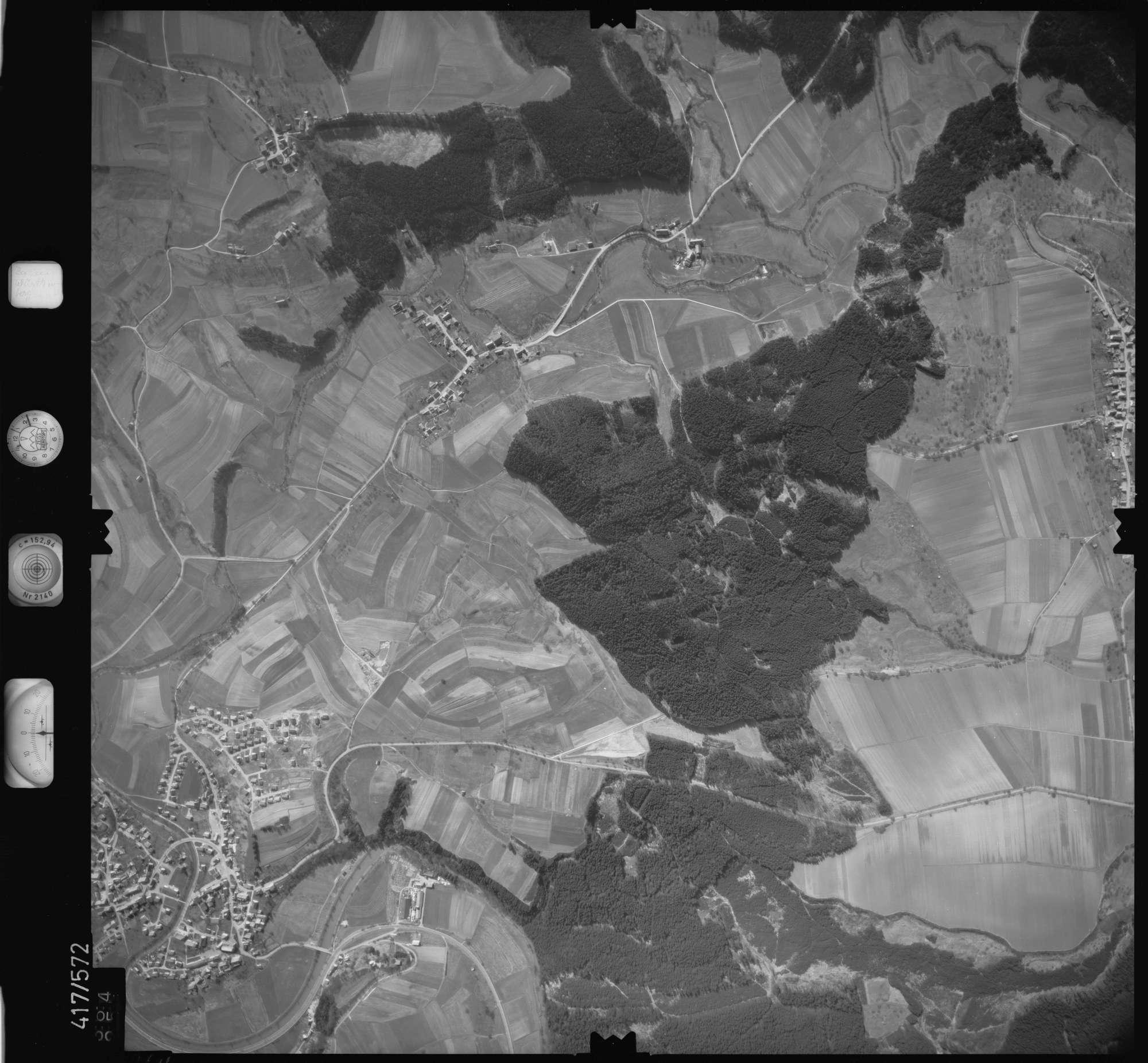 Luftbild: Film 6 Bildnr. 364, Bild 1