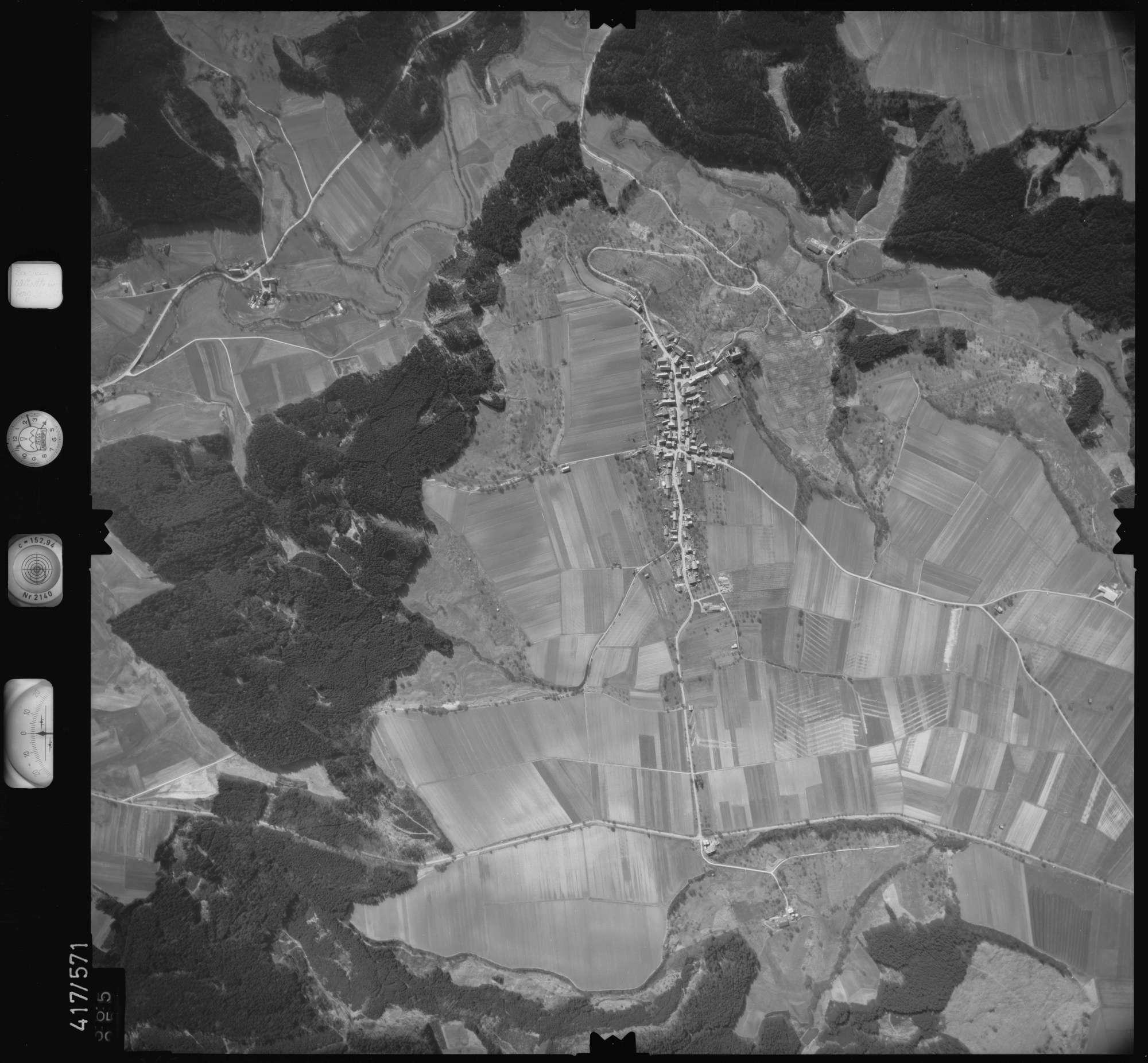Luftbild: Film 6 Bildnr. 365, Bild 1
