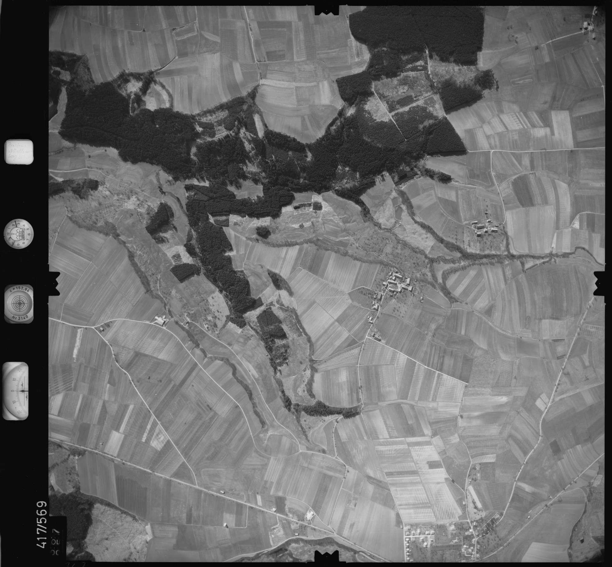 Luftbild: Film 6 Bildnr. 367, Bild 1