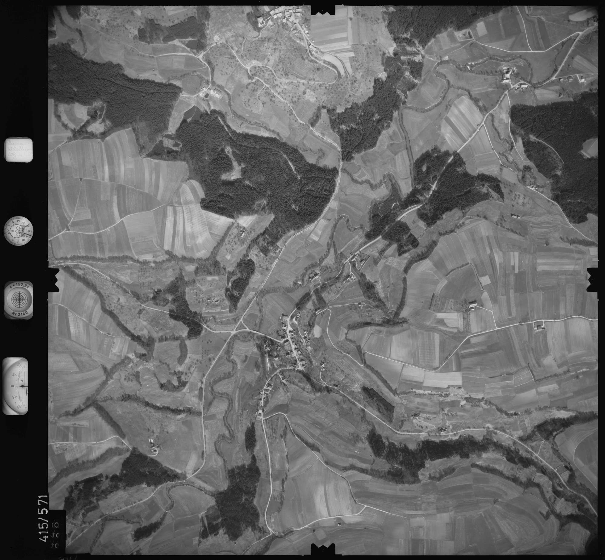 Luftbild: Film 6 Bildnr. 446, Bild 1