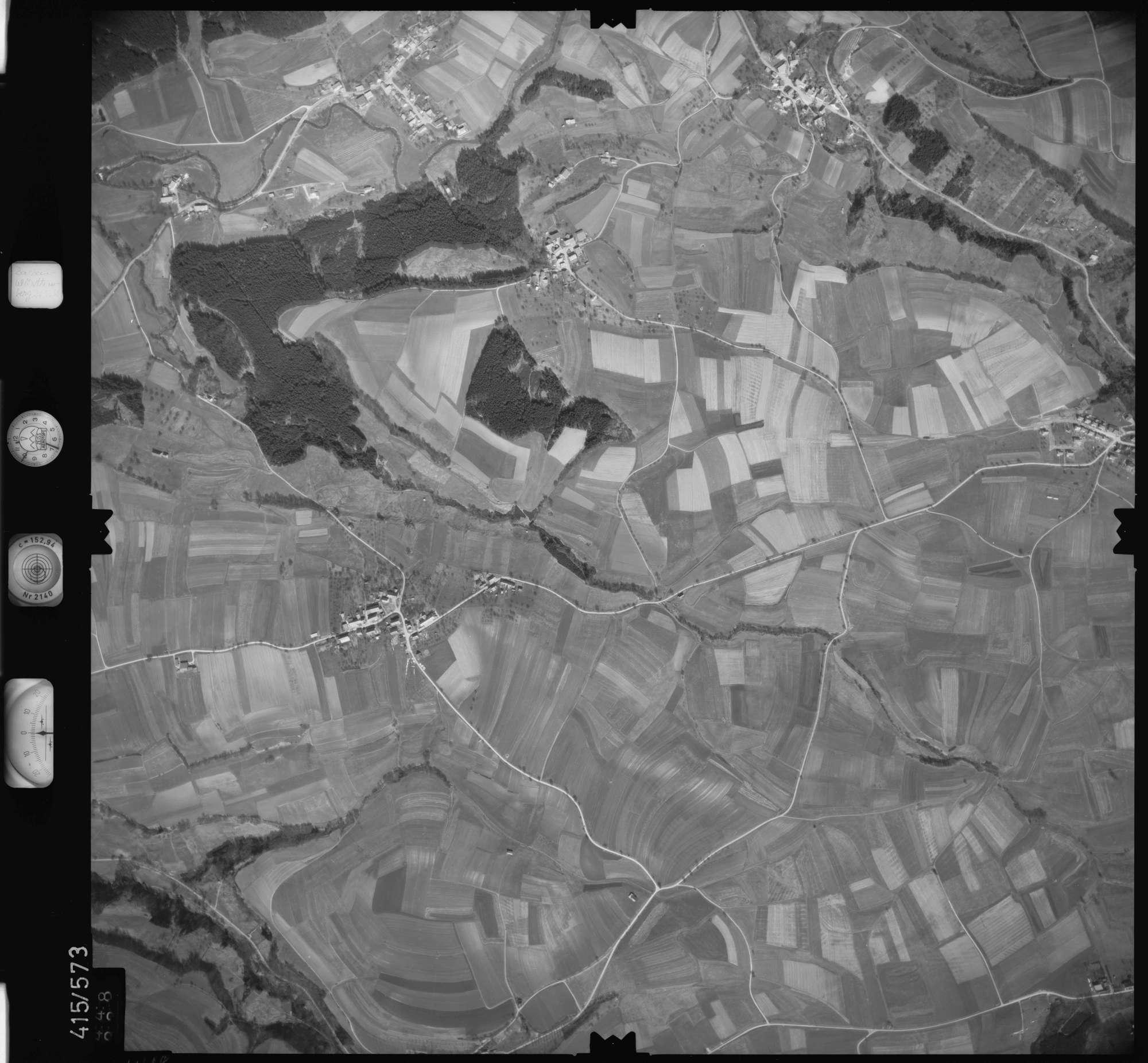 Luftbild: Film 6 Bildnr. 448, Bild 1