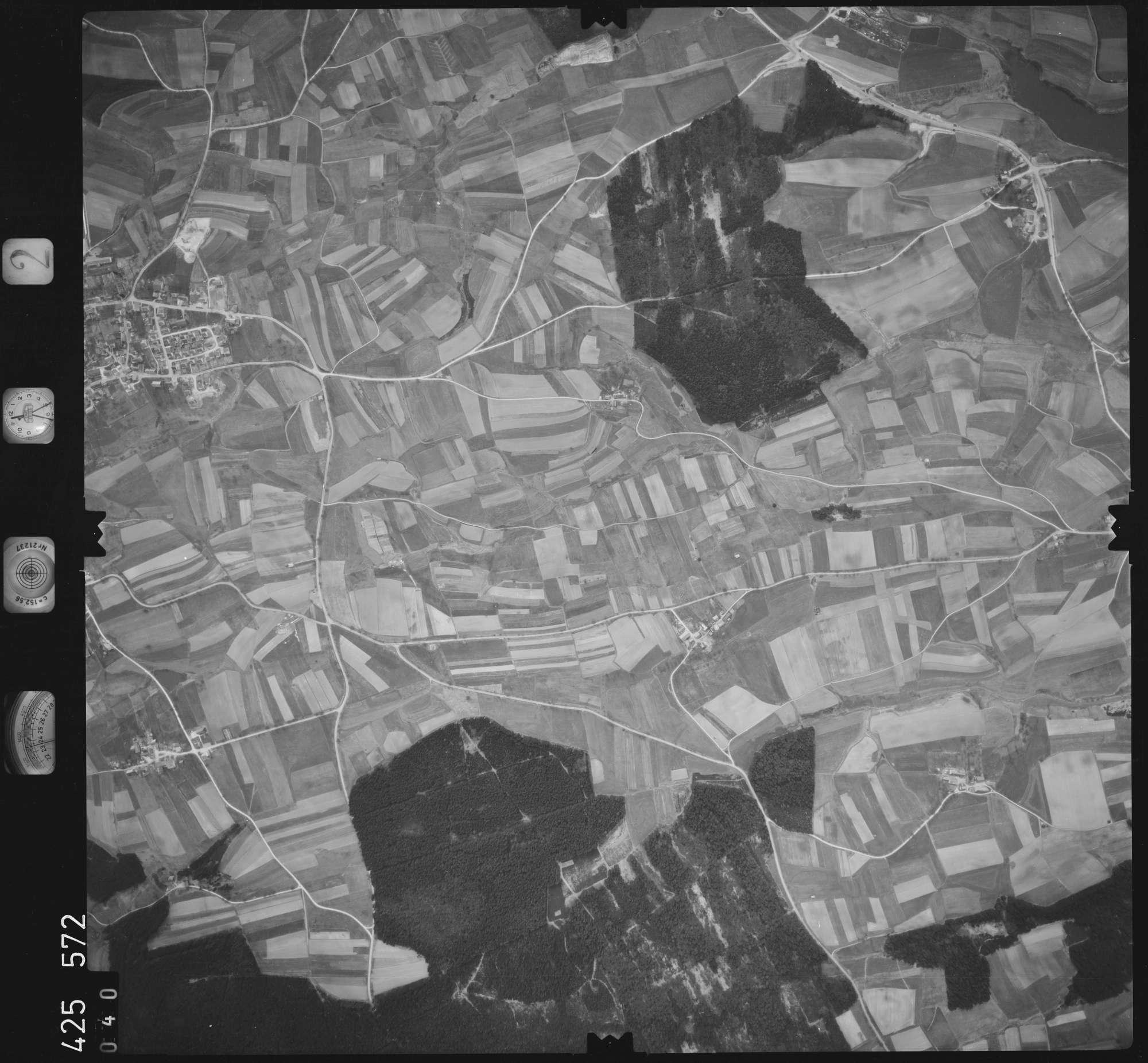 Luftbild: Film 2 Bildnr. 40, Bild 1