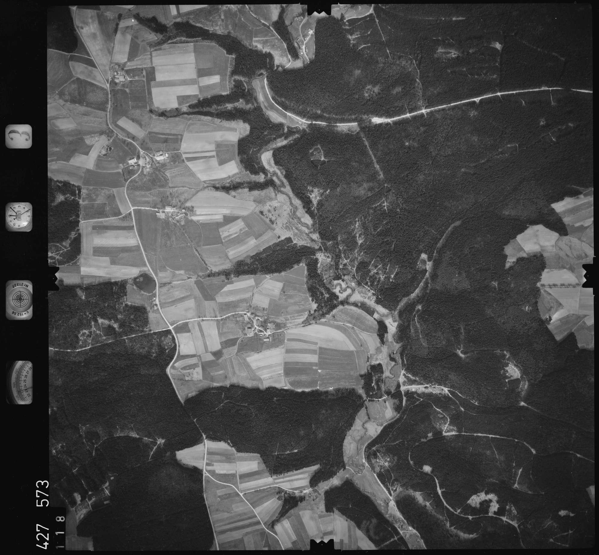 Luftbild: Film 3 Bildnr. 118, Bild 1