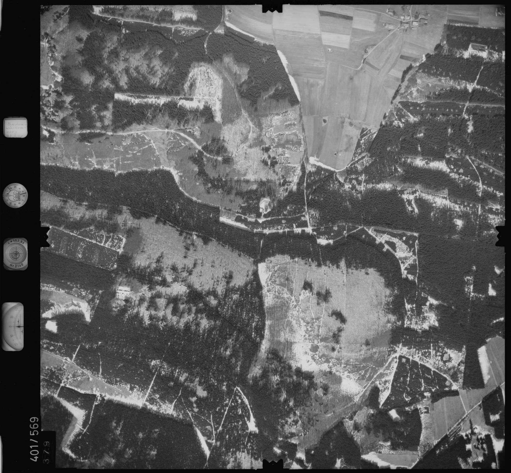 Luftbild: Film 10 Bildnr. 379, Bild 1